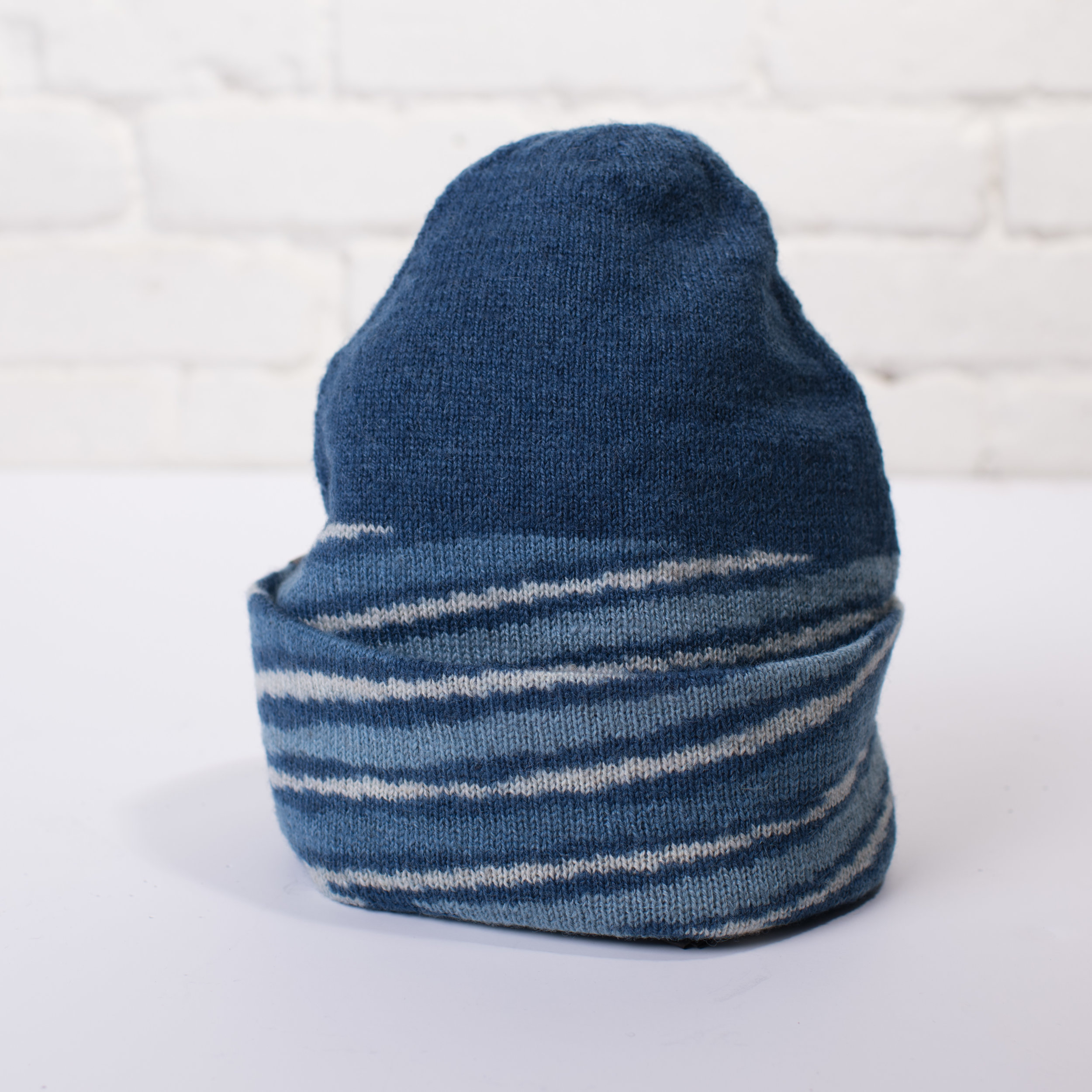 Sky Like Snow + COOL HUNTING Omakase Edition Indigo Hats
