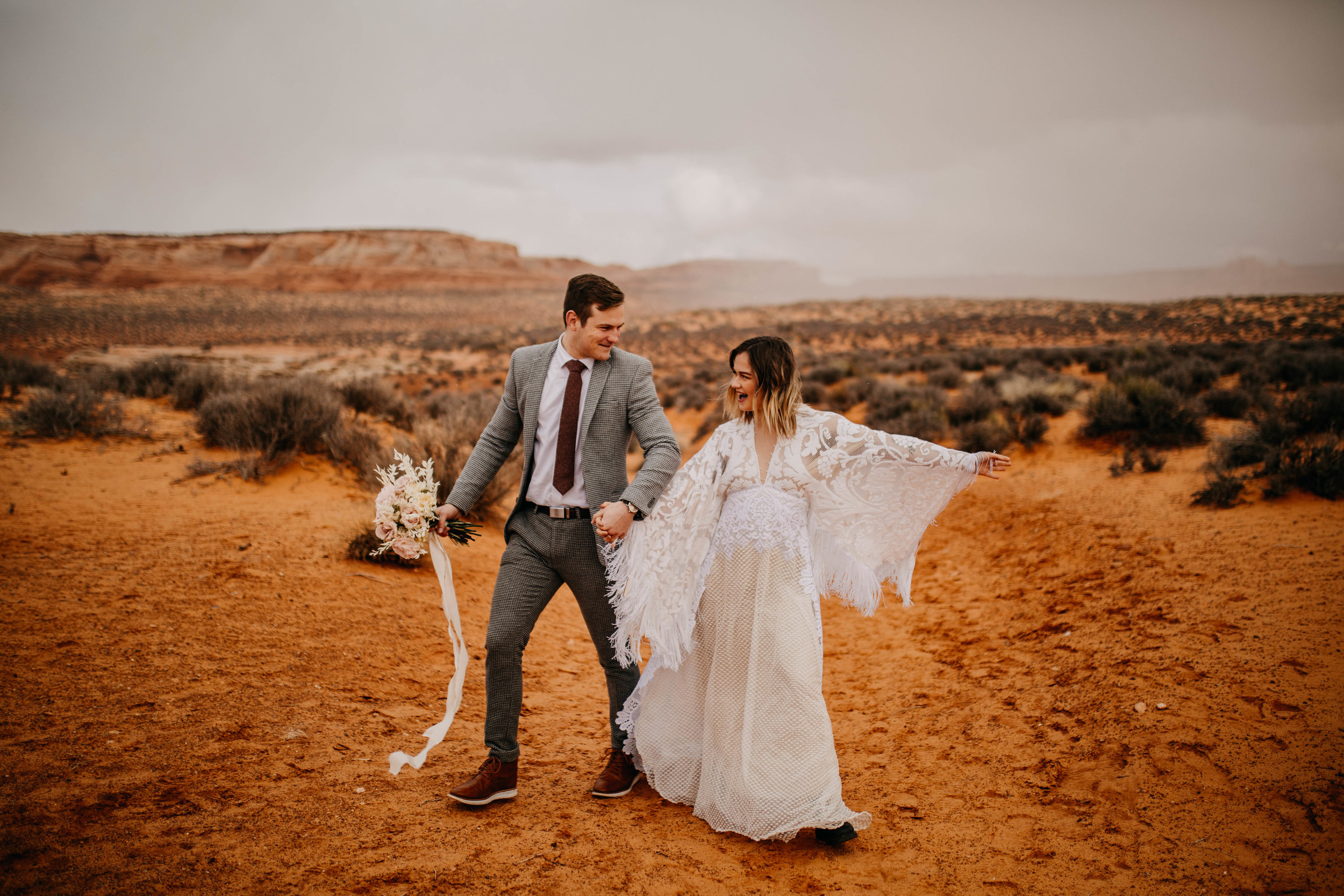 Arizona Wedding Couple
