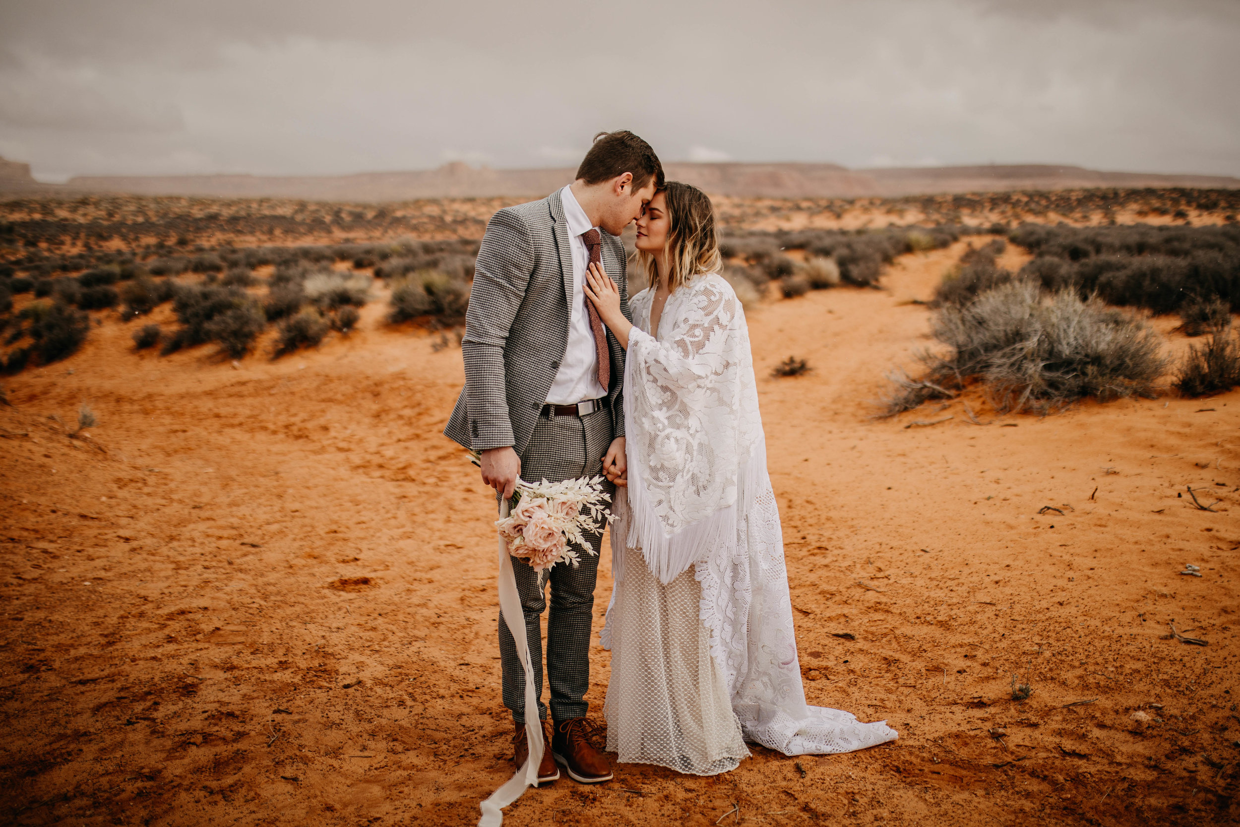 Arizona Winter Elopement