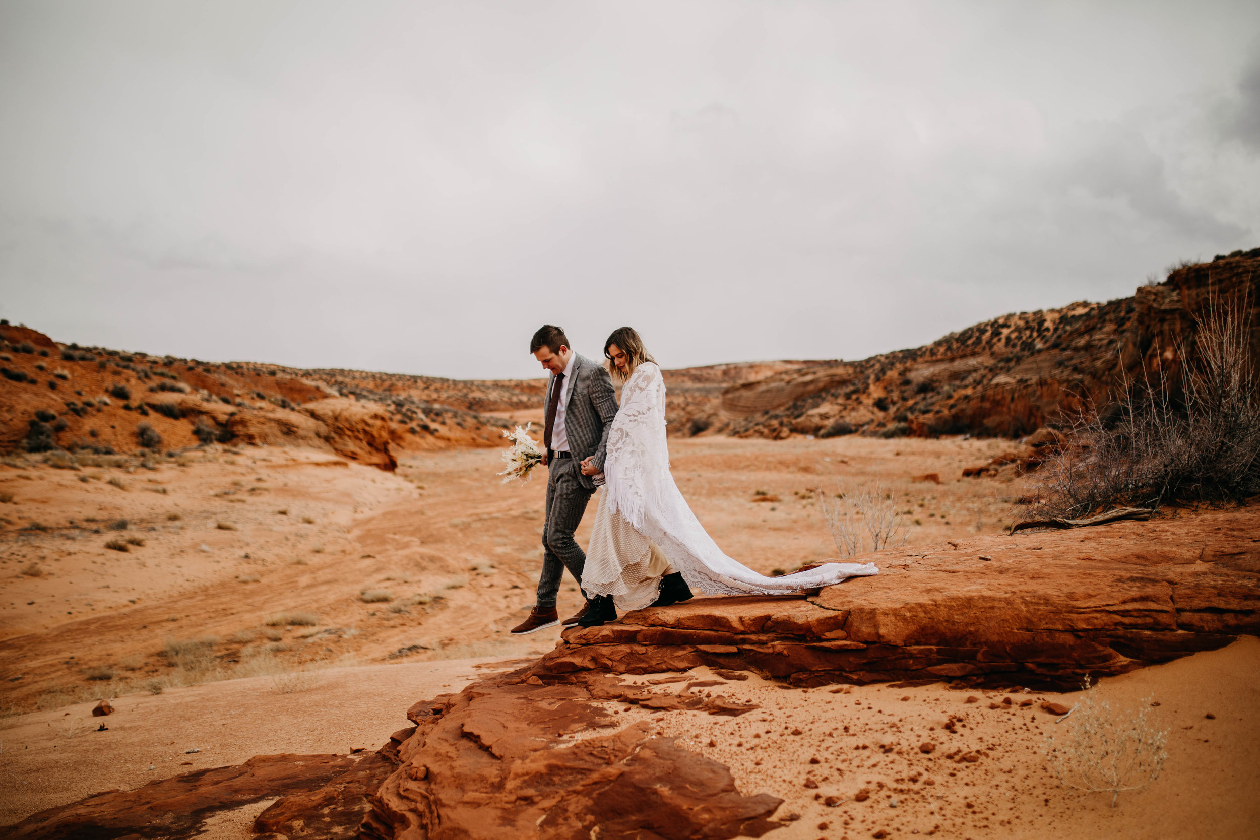 Arizona Wilderness Elopement