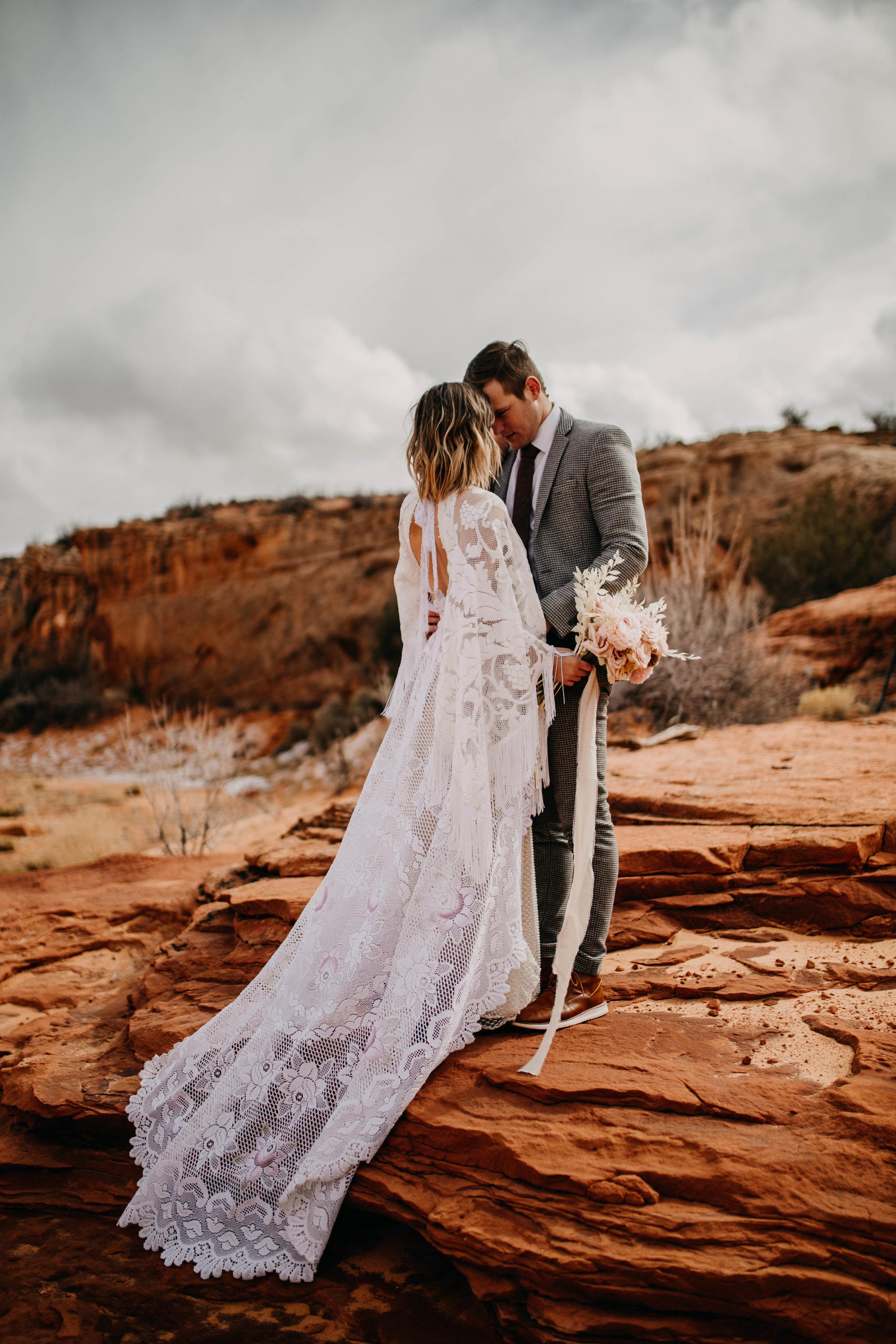 Desert Bride Inspo