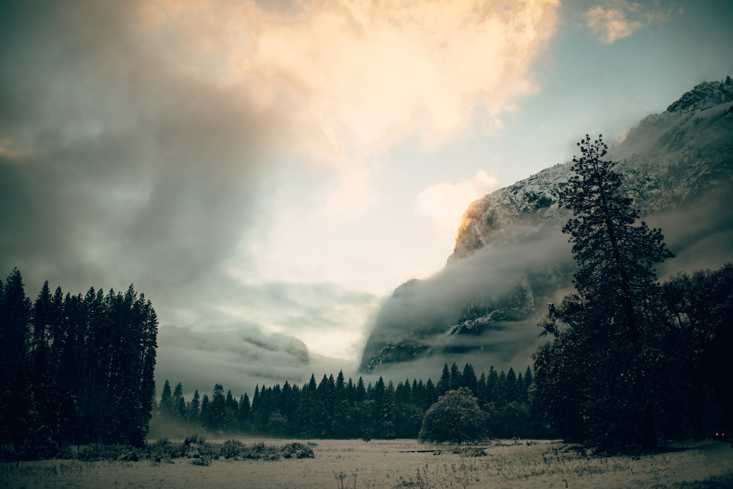 1. Yosemite Valley