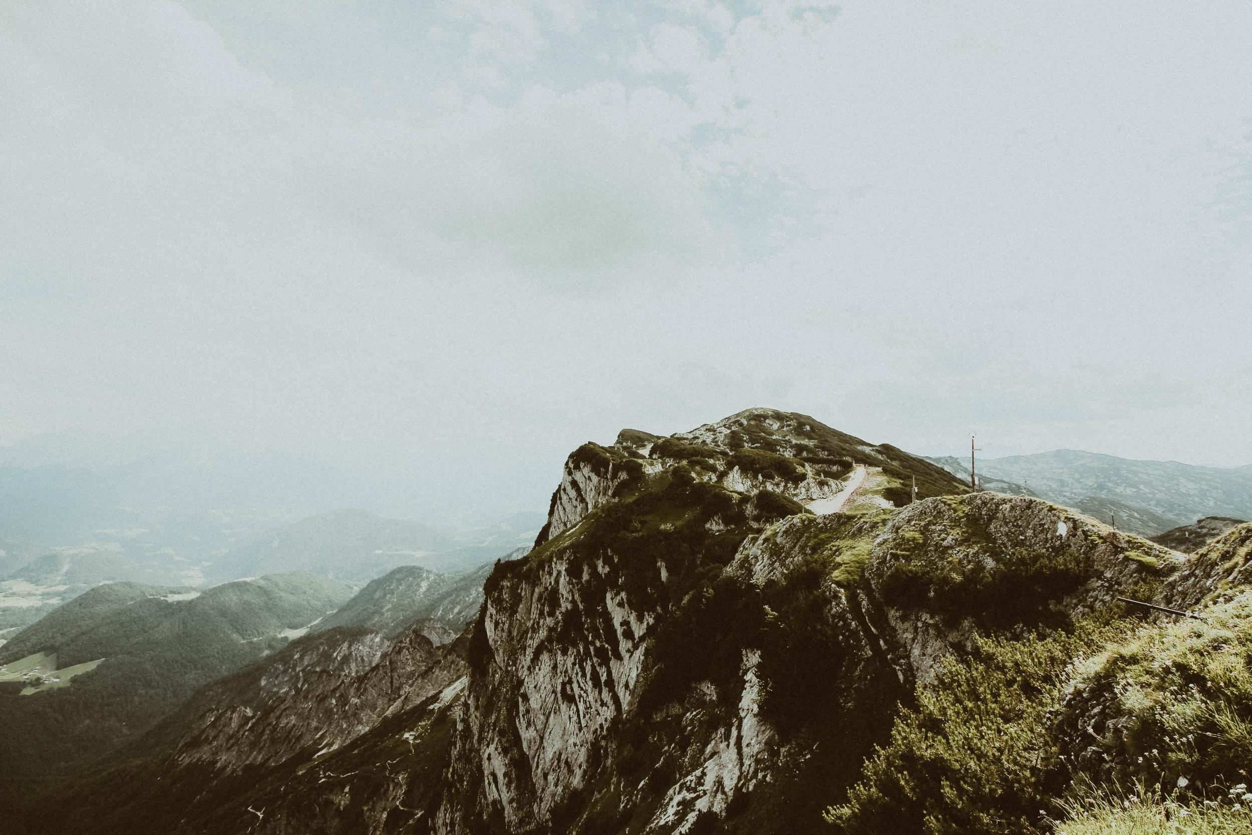2. Bavarian Alps (Austria)