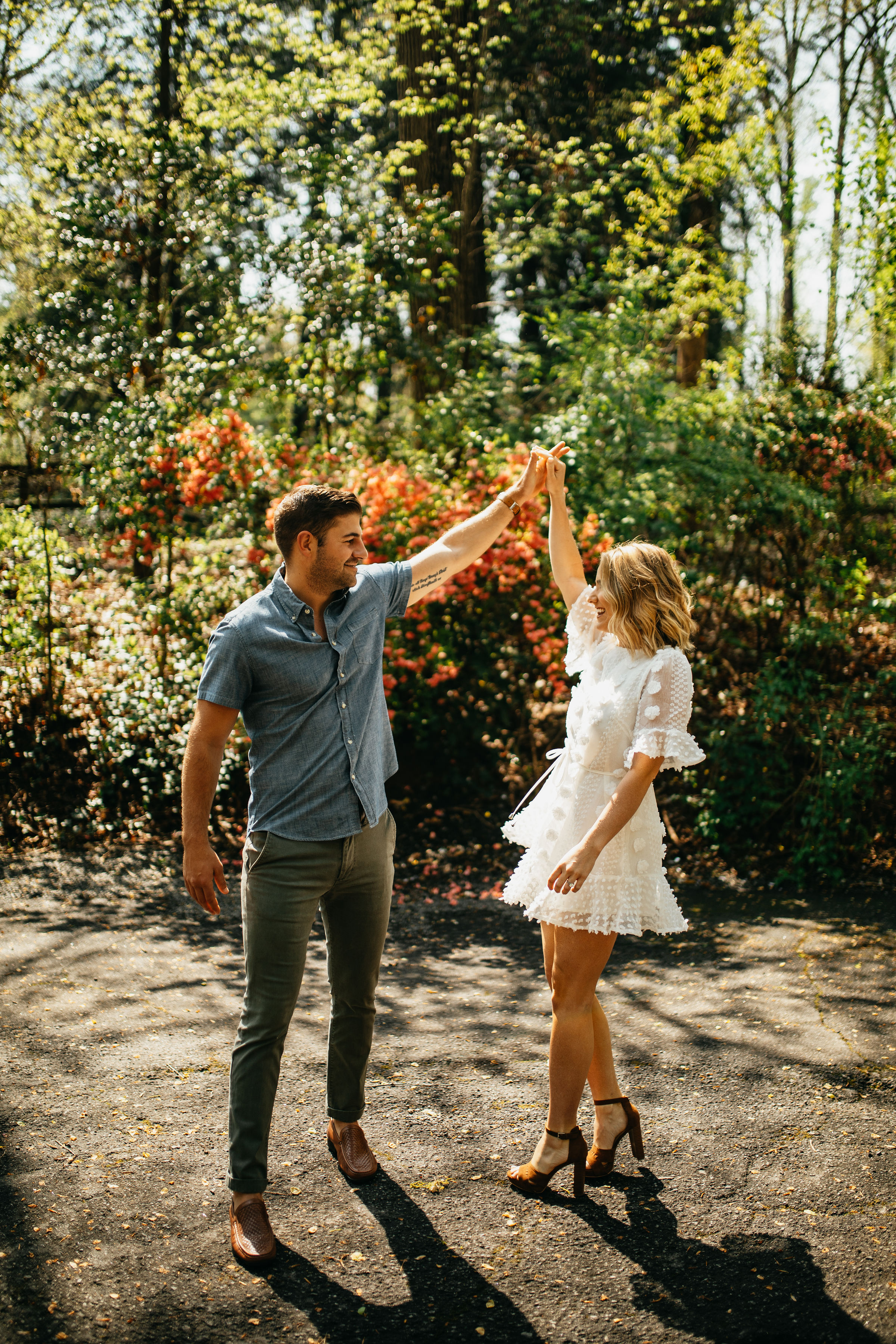 Dancing Through Your Engagement Session