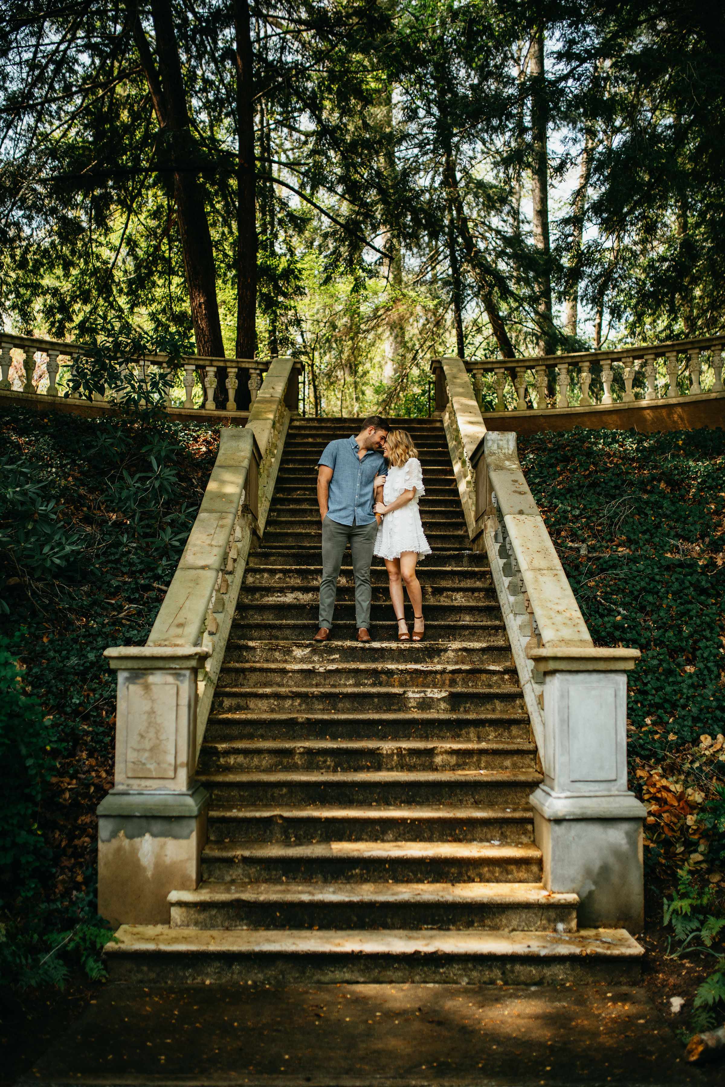Cator Woolford Gardens Engagement Photos