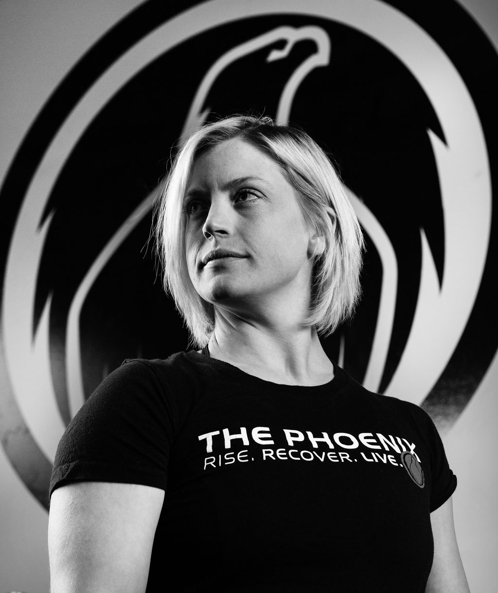 AMANDA HALL  | VOLUNTEER COACH  I'm Amanda and I am a volunteer coach with The Phoenix. I love to help people discover their own passion for fitness as I did. Fitness has been an integral part of my life and recovery for as long as I can remember. Fitness has taken me to places like the finish line of a marathon and the top of a mountain, but more importantly fitness brought me to my tribe at the Phoenix and Per Ignem CrossFit. I feel extremely grateful for the opportunity given to me to be of service to others.  I have been an avid CrossFitter, downhill mountain biker, climber, marathon runner and Olympic Weightlifter during my fitness journey. I love the challenge and reward of pushing the body to its physical limitations and seeing what we are truly capable of, and I'd love to help you do it to!    CREDENTIALS  CrossFit Level 2 Trainer CrossFit Level 1 Trainer CrossFit Kids Coach USAW Sports Performance Coach