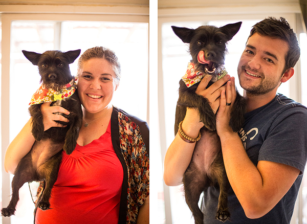 California Pet Photography - Dog's First Birthday