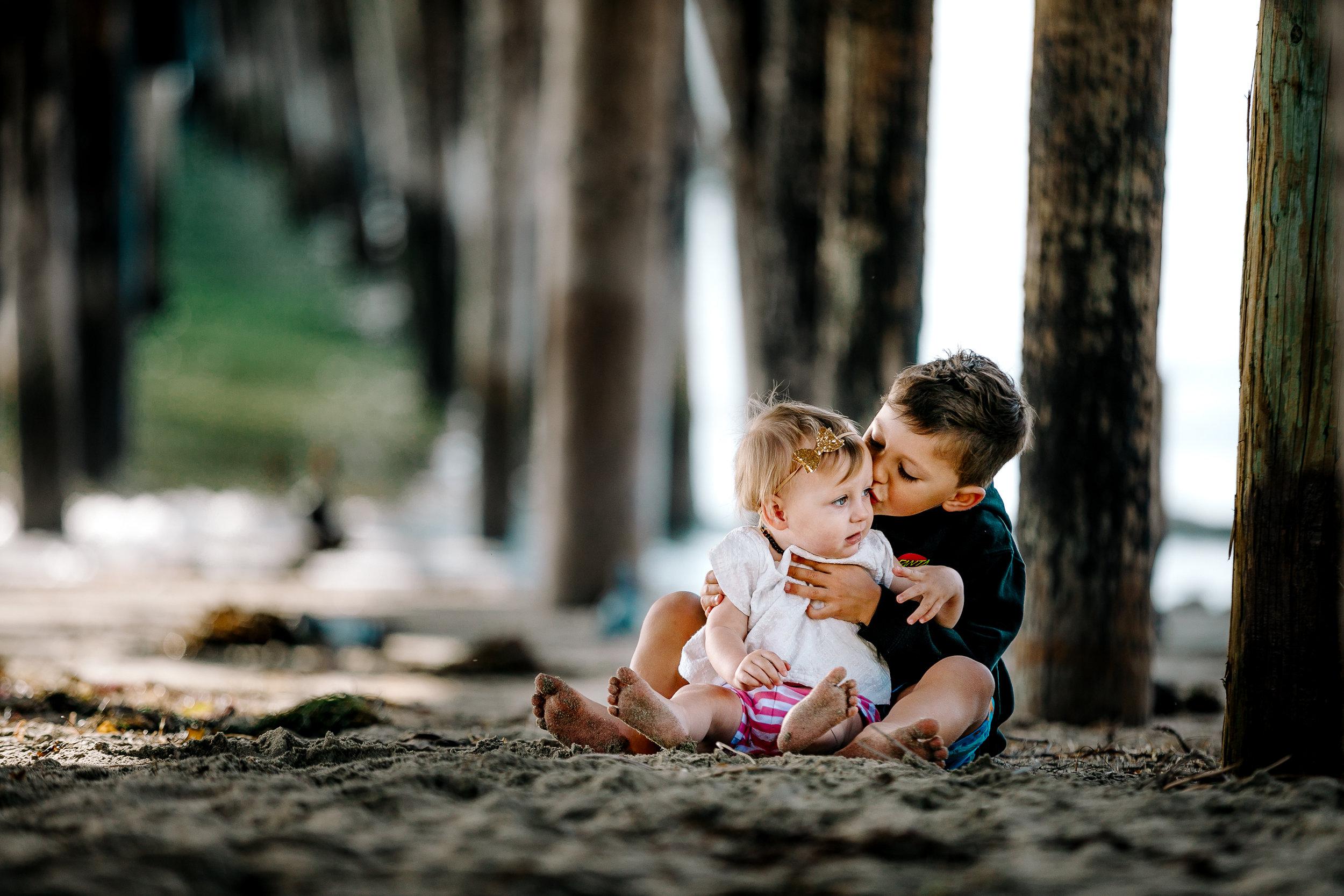 Archer Inspired Photography Lifestyle Family Capitola Beach California Documentary Photographer First Birthday Shoot-22.jpg