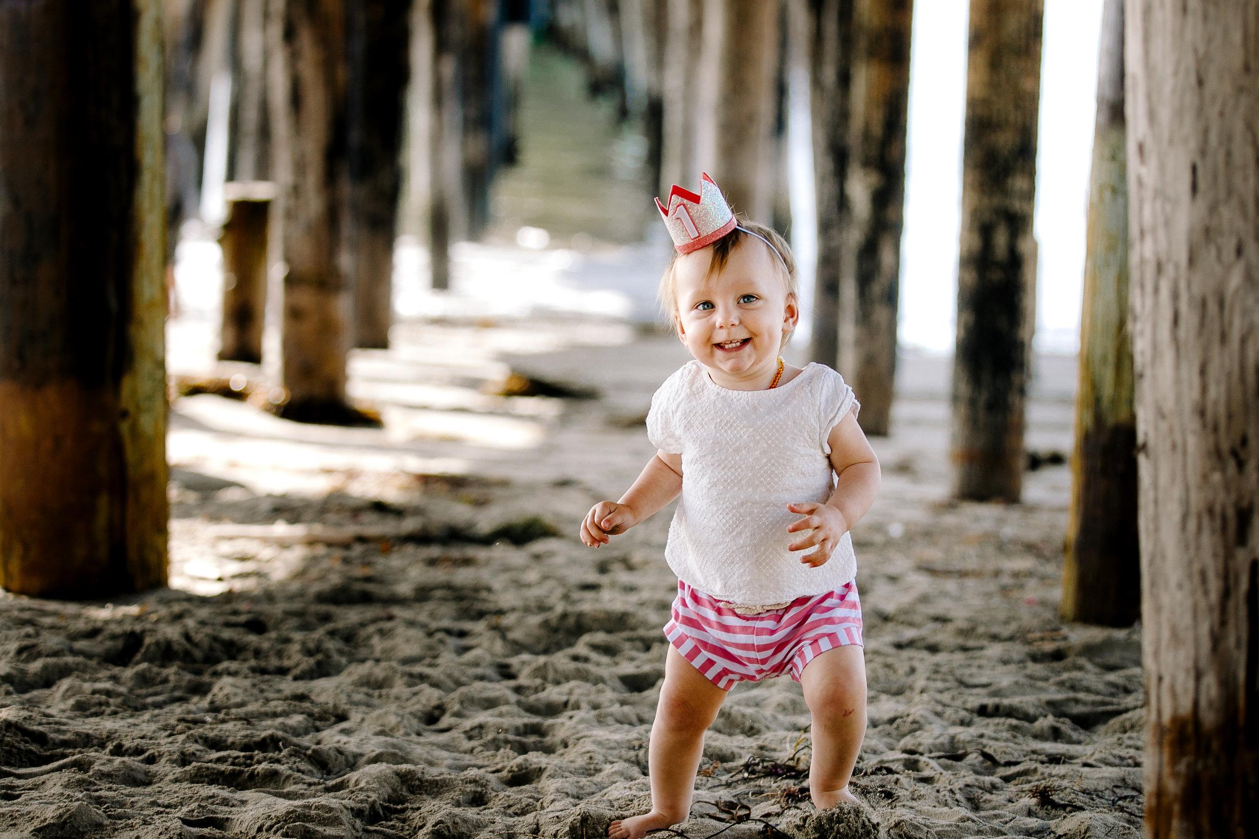 Archer Inspired Photography Lifestyle Family Capitola Beach California Documentary Photographer First Birthday Shoot-34.jpg