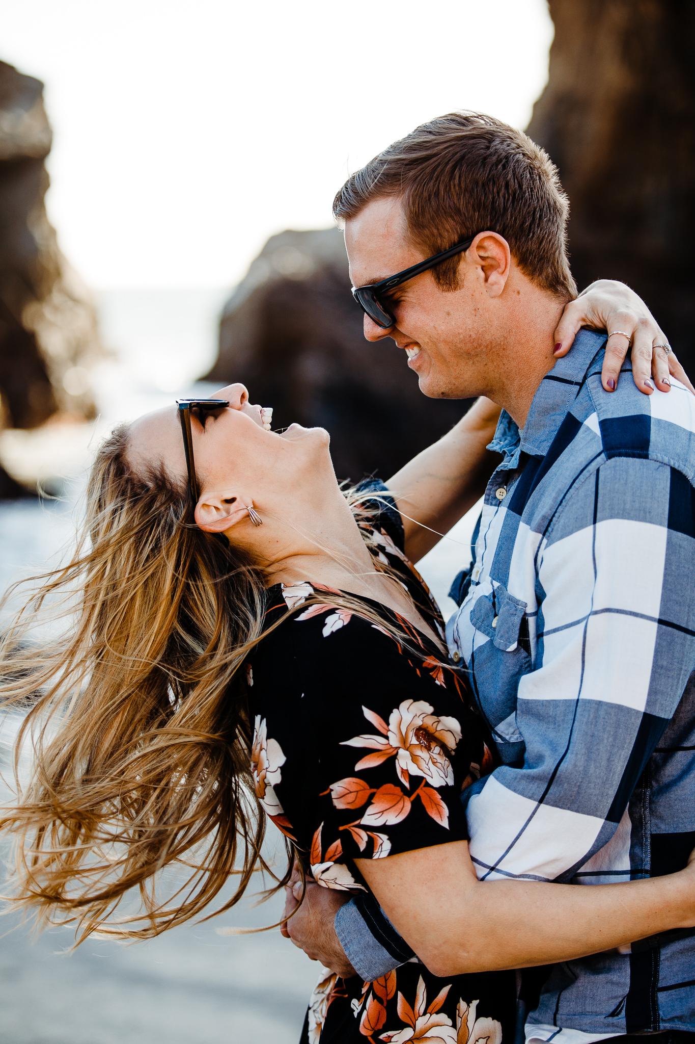 Archer Inspired Photography Michelle JJ Big Sur Wedding Engagement California Central Coast Lifestyle Documentary Photographer-52.jpg