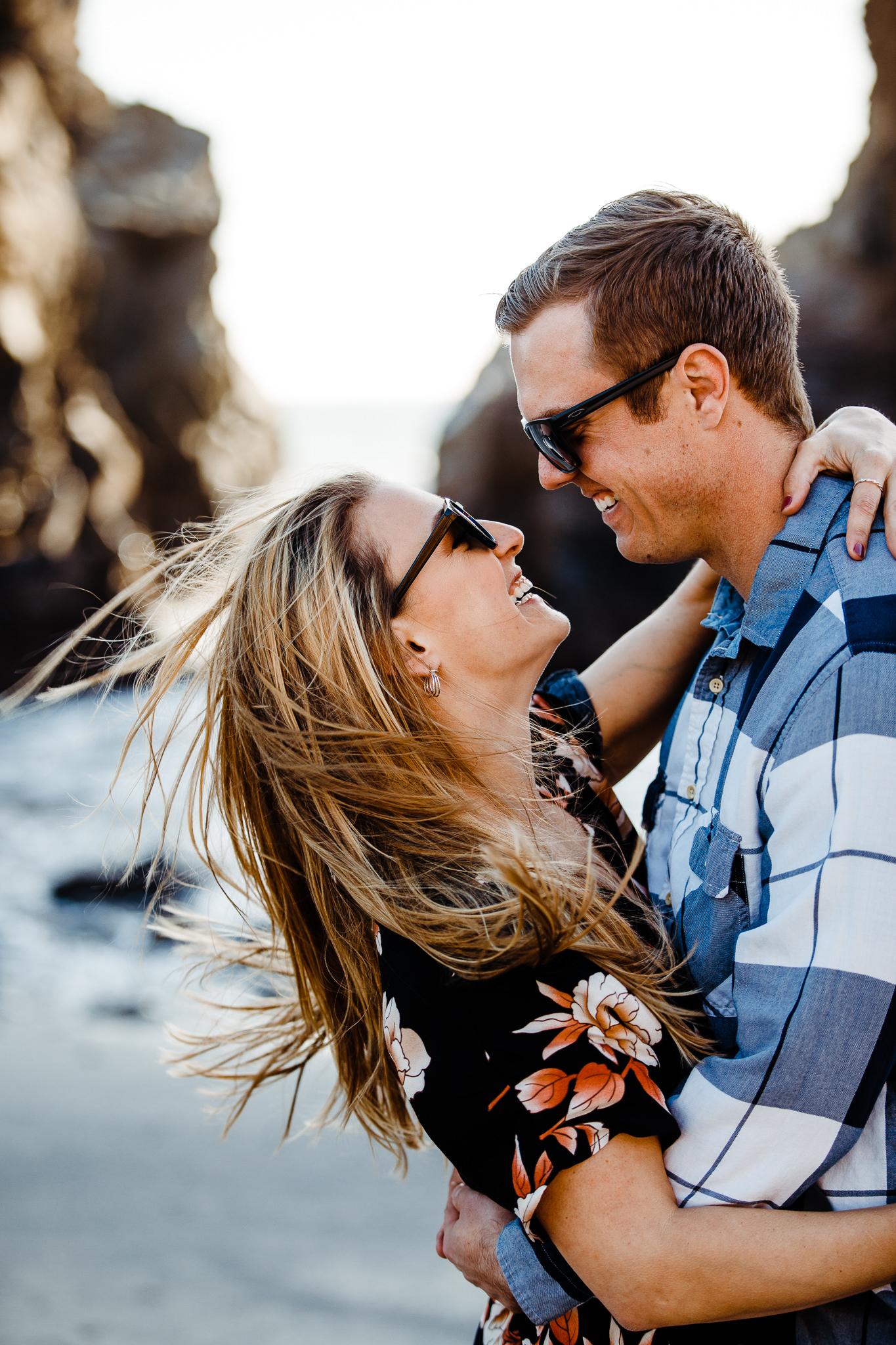 Archer Inspired Photography Michelle JJ Big Sur Wedding Engagement California Central Coast Lifestyle Documentary Photographer-54.jpg