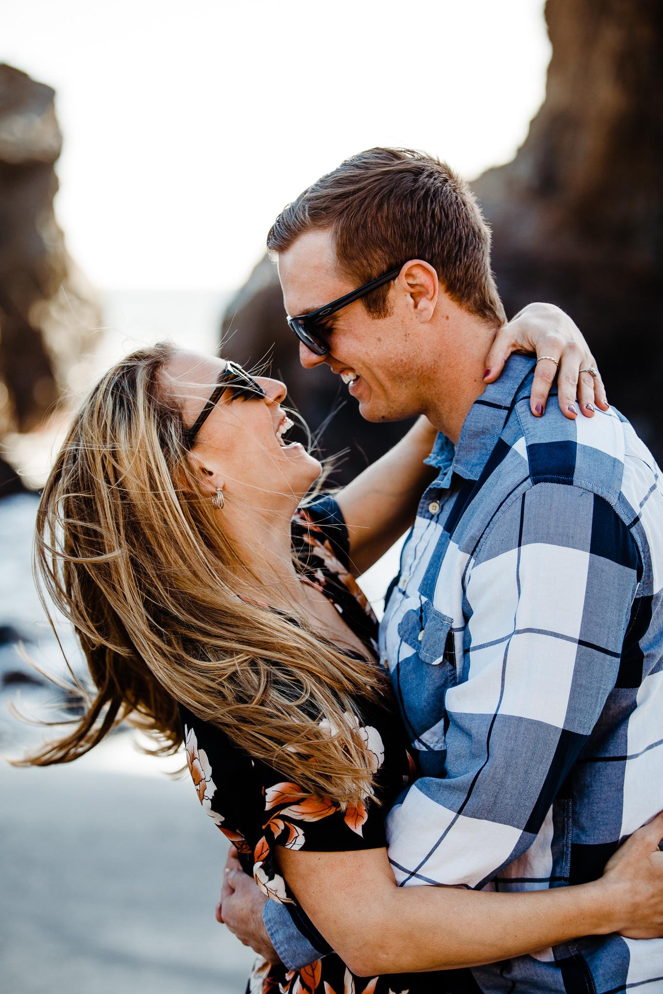 Archer Inspired Photography Michelle JJ Big Sur Wedding Engagement California Central Coast Lifestyle Documentary Photographer-55.jpg