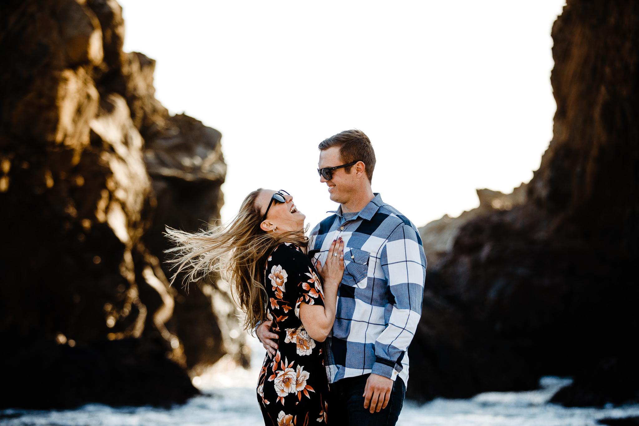 Archer Inspired Photography Michelle JJ Big Sur Wedding Engagement California Central Coast Lifestyle Documentary Photographer-58.jpg