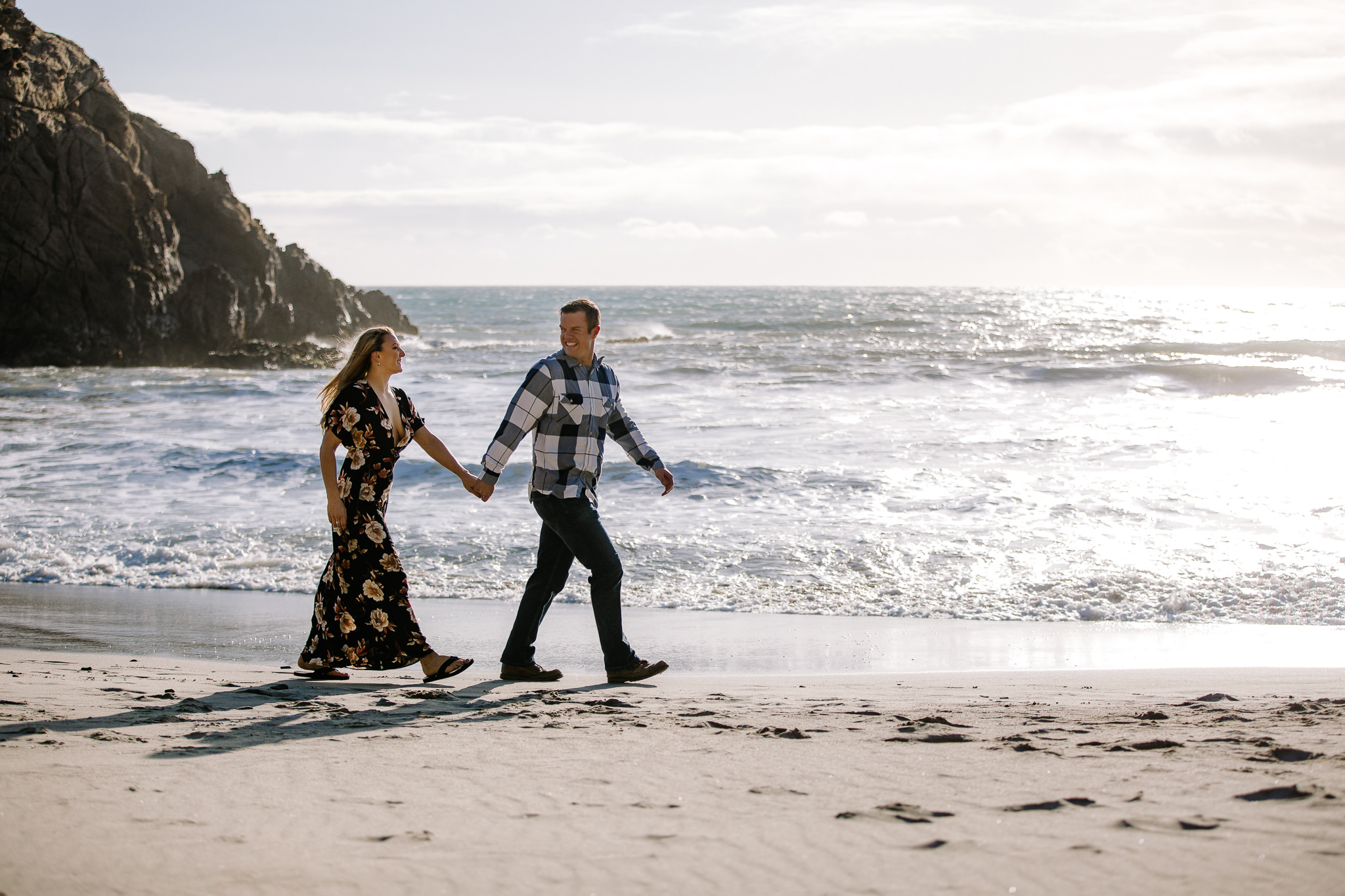 Archer Inspired Photography Michelle JJ Big Sur Wedding Engagement California Central Coast Lifestyle Documentary Photographer-42.jpg