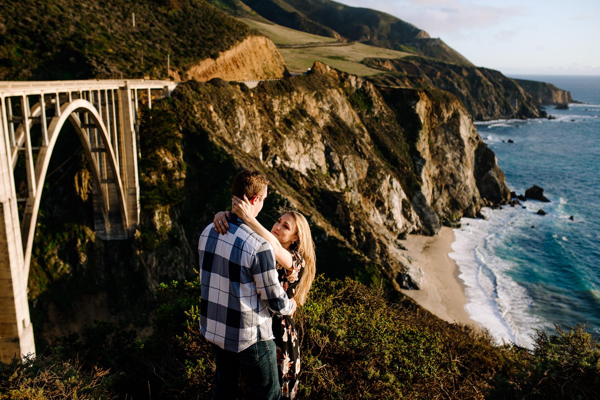 Archer Inspired Photography Michelle JJ Big Sur Wedding Engagement California Central Coast Lifestyle Documentary Photographer-4.jpg