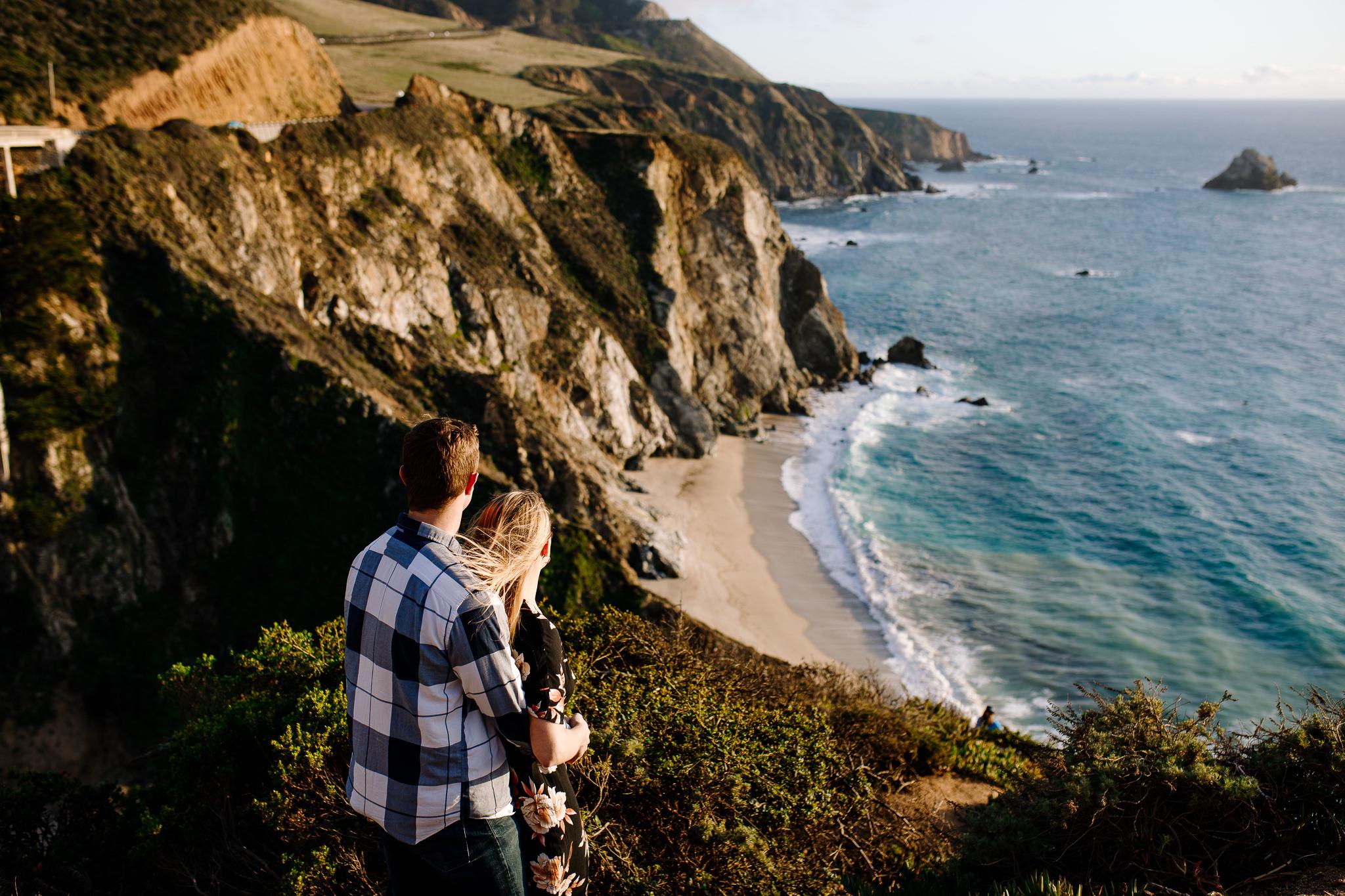 Archer Inspired Photography Michelle JJ Big Sur Wedding Engagement California Central Coast Lifestyle Documentary Photographer-5.jpg