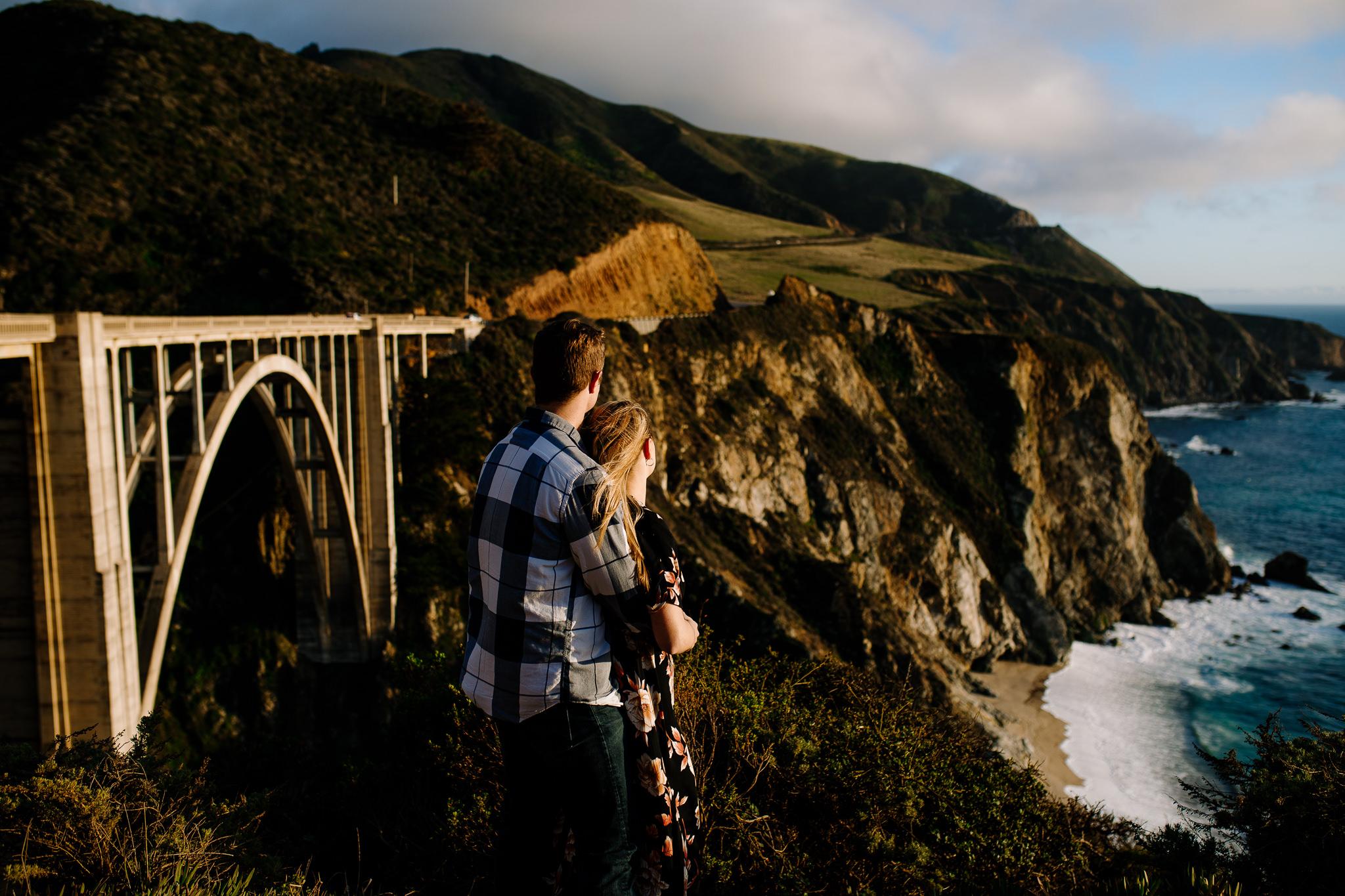 Archer Inspired Photography Michelle JJ Big Sur Wedding Engagement California Central Coast Lifestyle Documentary Photographer-7.jpg