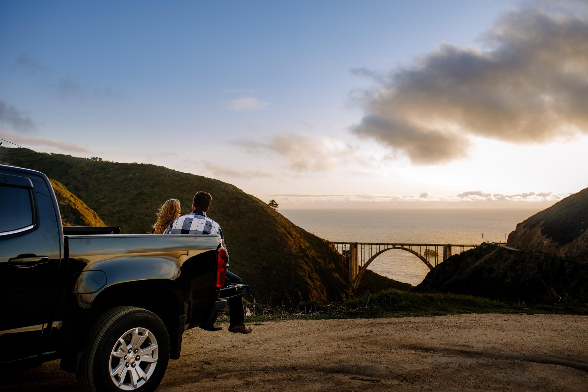Archer Inspired Photography Michelle JJ Big Sur Wedding Engagement California Central Coast Lifestyle Documentary Photographer-24.jpg