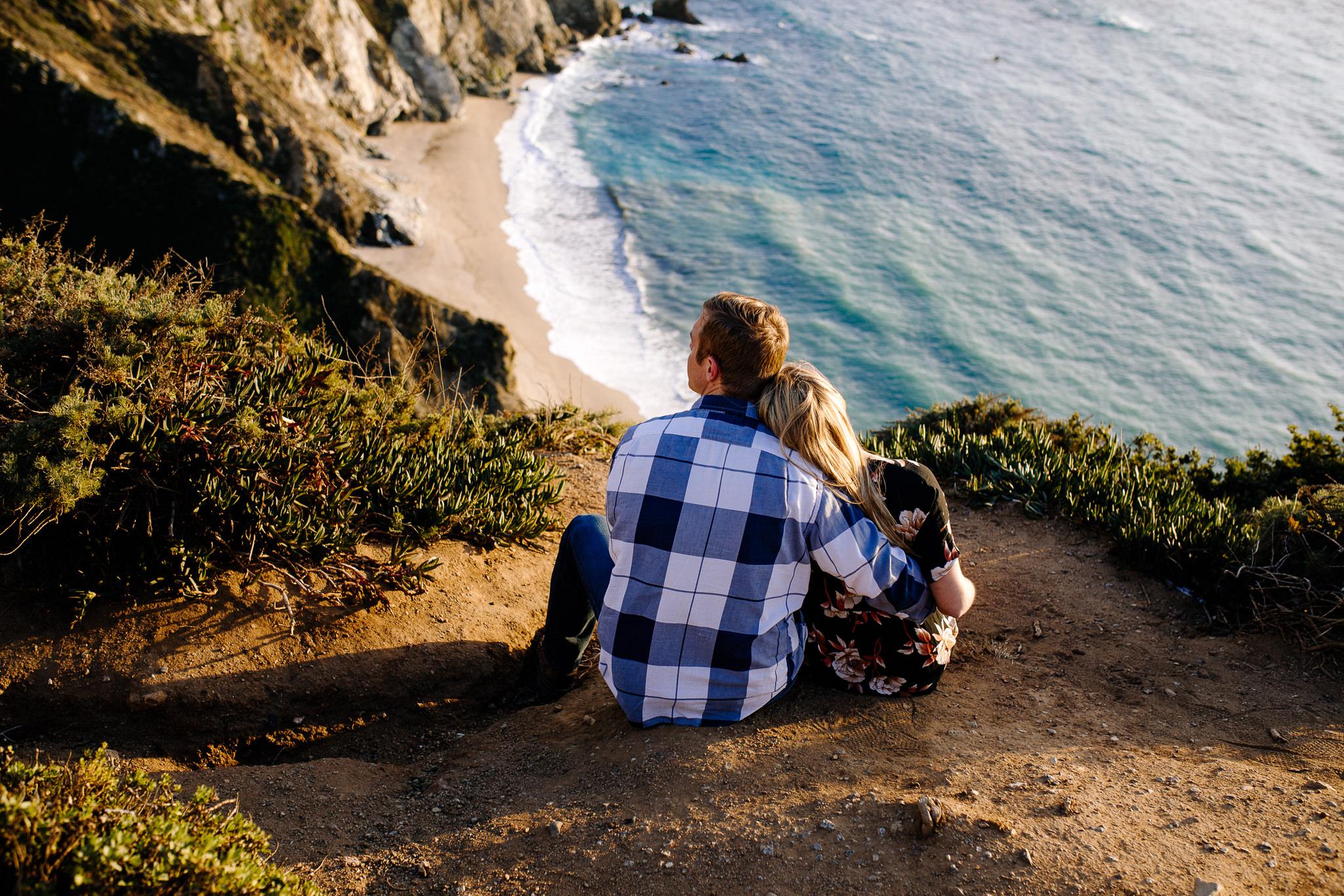 Archer Inspired Photography Michelle JJ Big Sur Wedding Engagement California Central Coast Lifestyle Documentary Photographer-26.jpg