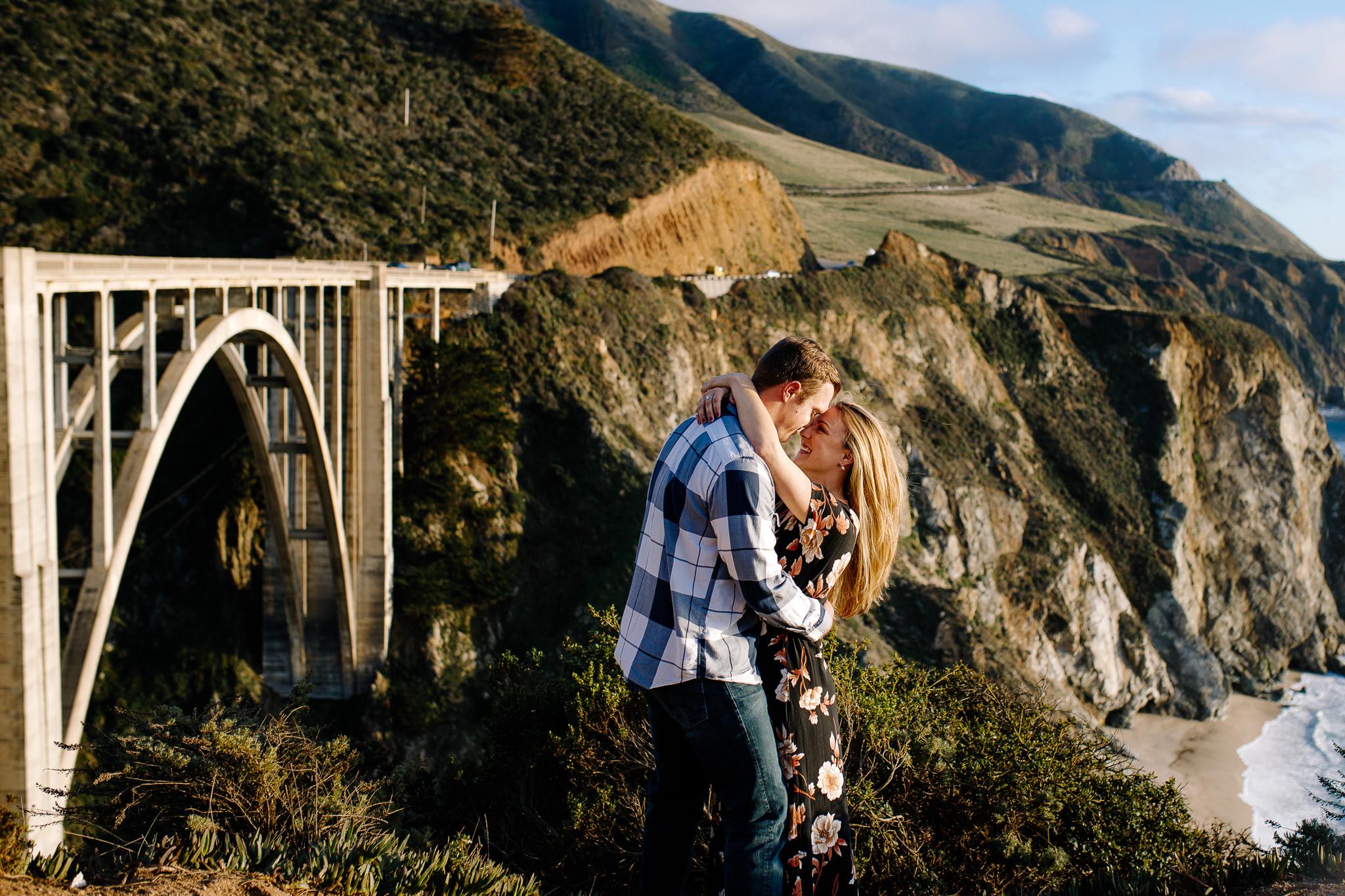 Archer Inspired Photography Michelle JJ Big Sur Wedding Engagement California Central Coast Lifestyle Documentary Photographer-34.jpg