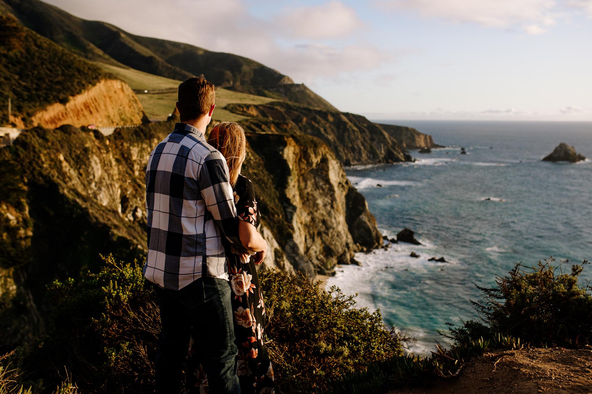 Archer Inspired Photography Michelle JJ Big Sur Wedding Engagement California Central Coast Lifestyle Documentary Photographer-36.jpg