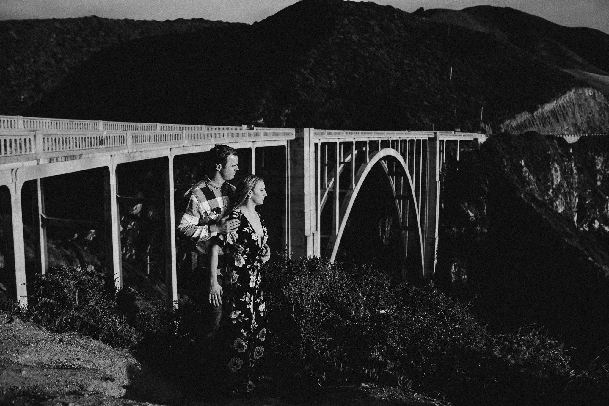 Archer Inspired Photography Michelle JJ Big Sur Wedding Engagement California Central Coast Lifestyle Documentary Photographer-39.jpg