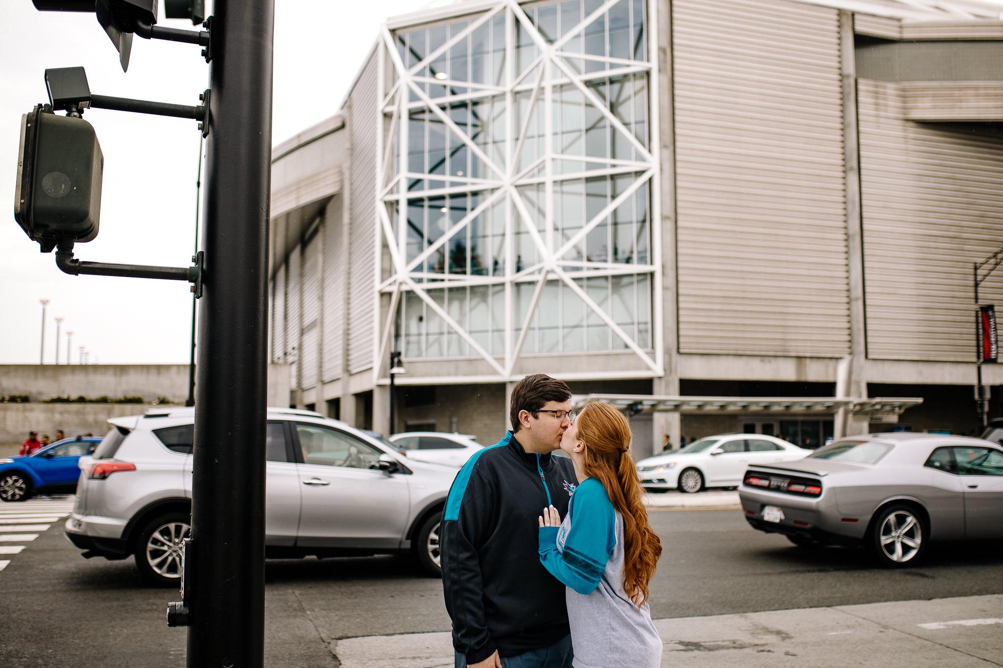 Archer Inspired Photography Inouye Engagement San Jose Sharks SAP Center Downtown Campbell Opa Lifestyle Wedding Photographer-55.jpg