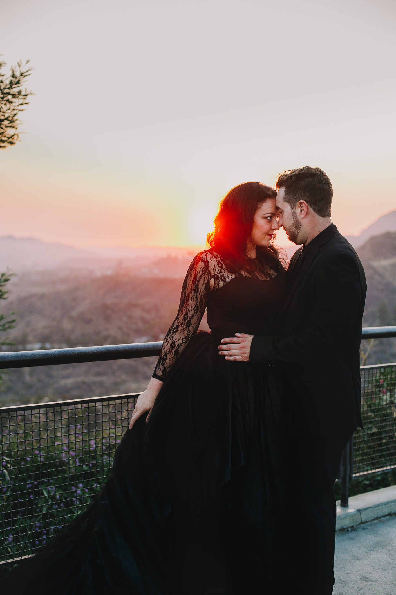 Archer Inspired Photography Los Angeles Wedding Engagement Lifestyle Documentary Griffith Observatory Downtown LA Photographer-119.jpg