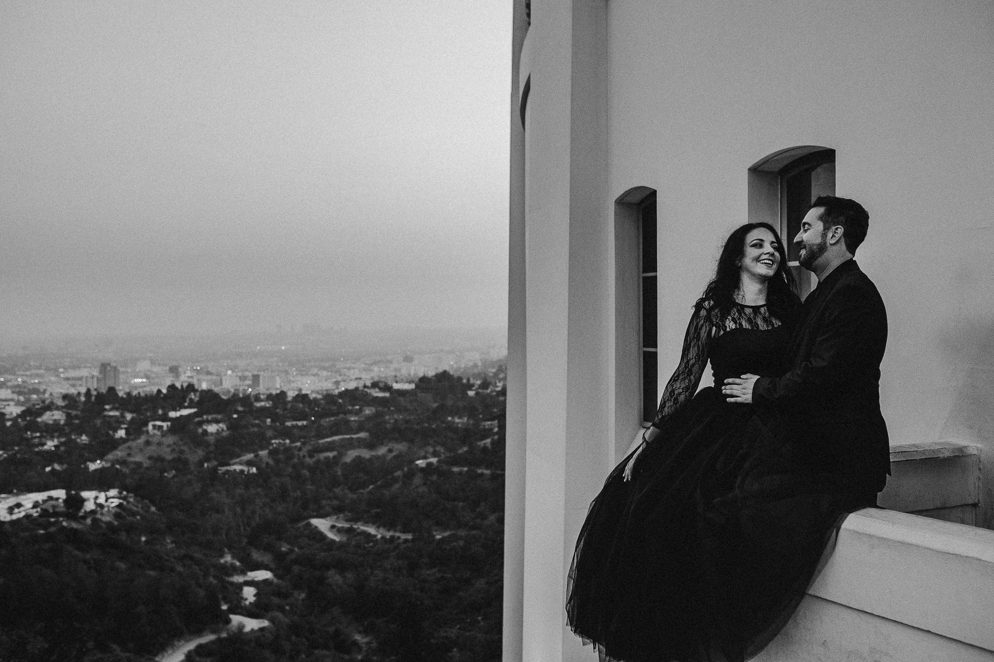Archer Inspired Photography Los Angeles Wedding Engagement Lifestyle Documentary Griffith Observatory Downtown LA Photographer-140.jpg