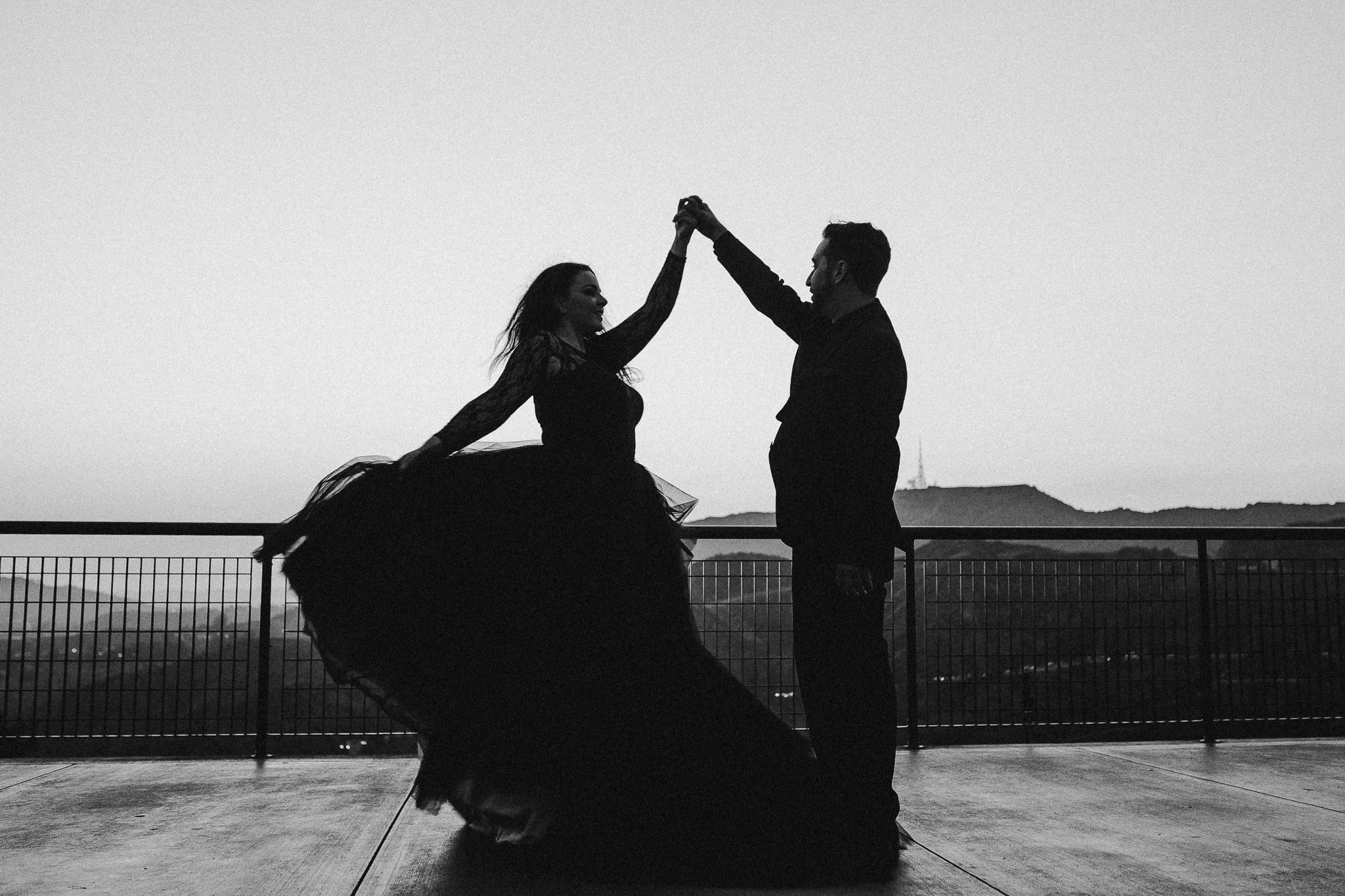 Archer Inspired Photography Los Angeles Wedding Engagement Lifestyle Documentary Griffith Observatory Downtown LA Photographer-145.jpg