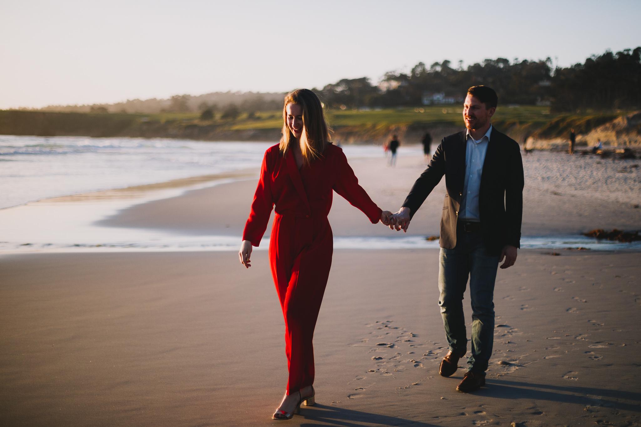 Archer Inspired Photography Carmel Beach California Wedding Engagement Lifestyle Anniversary Natural Light Photographer-15.jpg