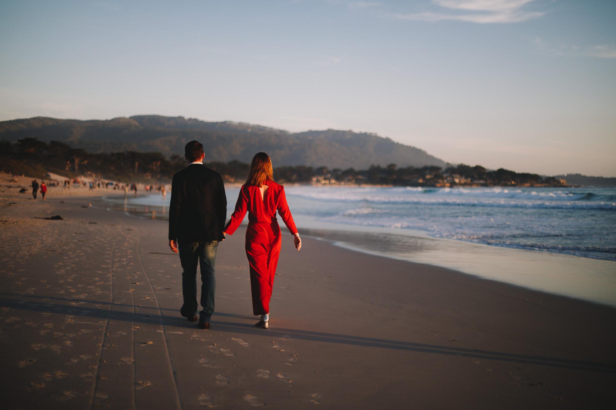 Archer Inspired Photography Carmel Beach California Wedding Engagement Lifestyle Anniversary Natural Light Photographer-34.jpg
