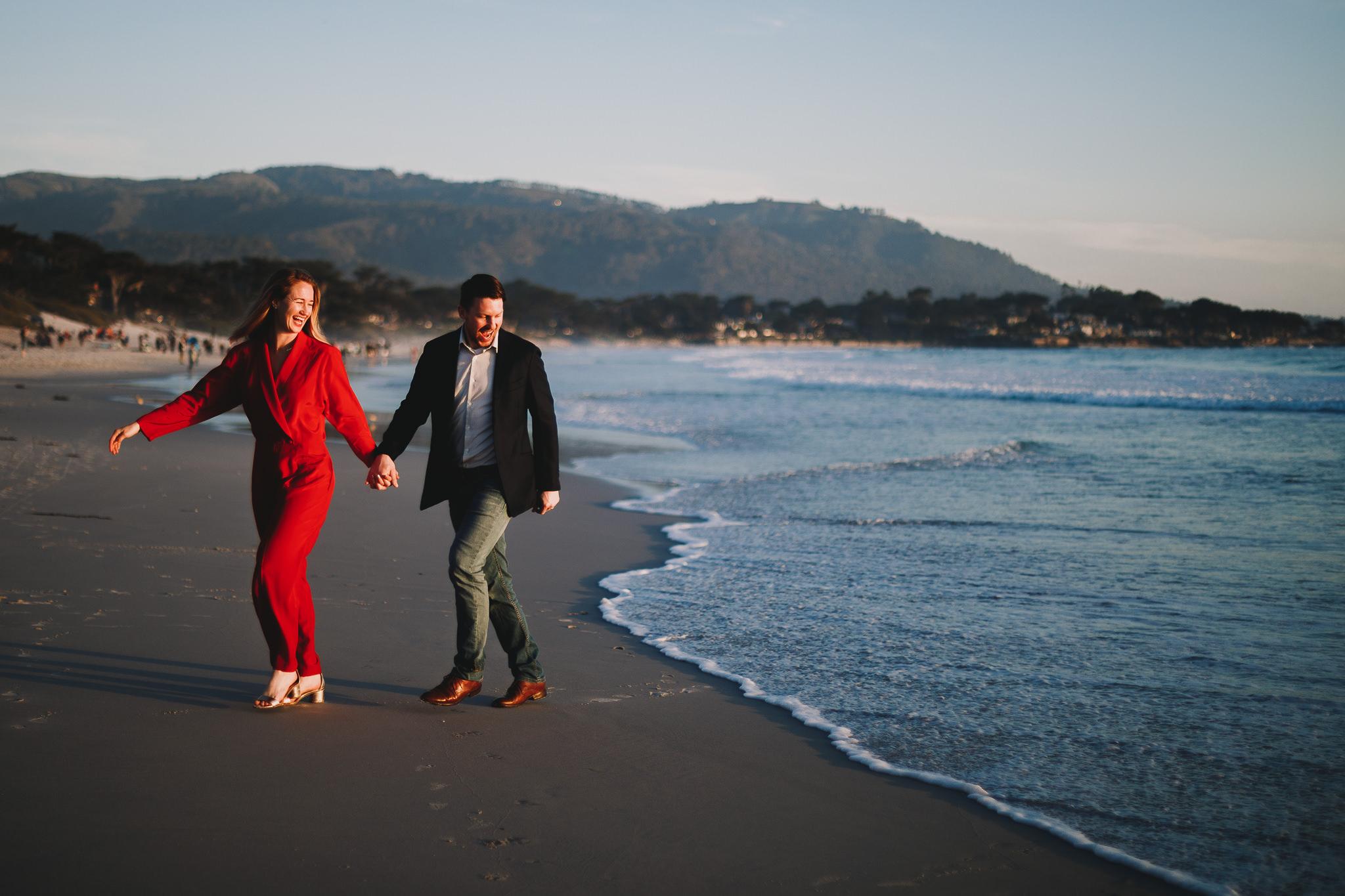Archer Inspired Photography Carmel Beach California Wedding Engagement Lifestyle Anniversary Natural Light Photographer-35.jpg