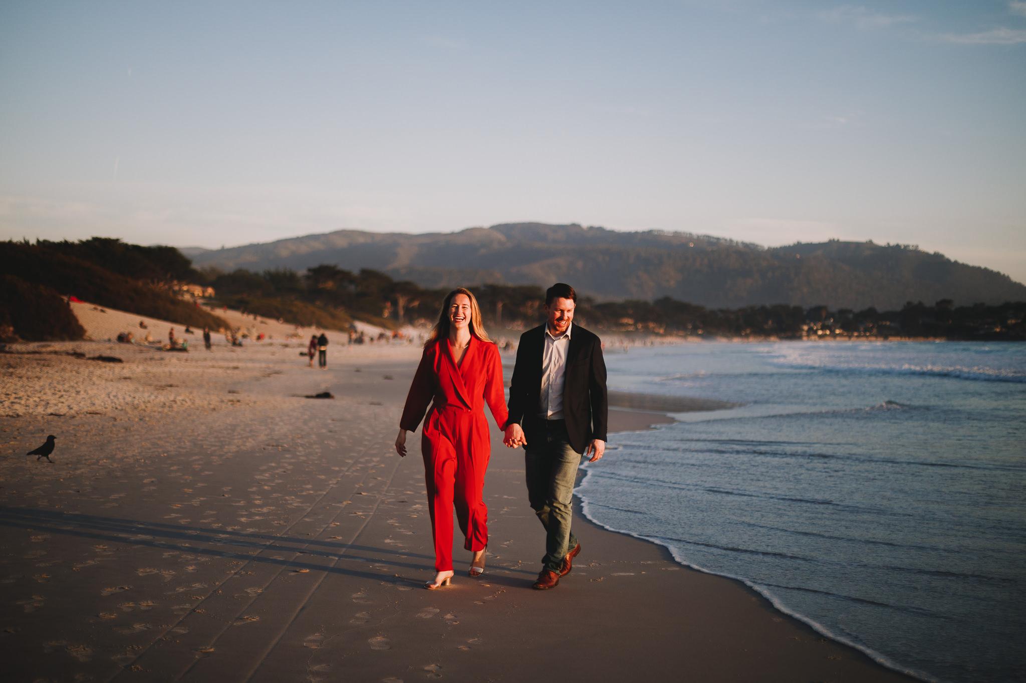 Archer Inspired Photography Carmel Beach California Wedding Engagement Lifestyle Anniversary Natural Light Photographer-37.jpg