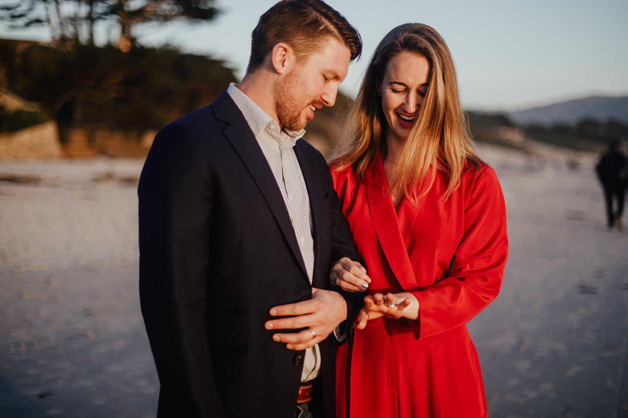 Archer Inspired Photography Carmel Beach California Wedding Engagement Lifestyle Anniversary Natural Light Photographer-76.jpg