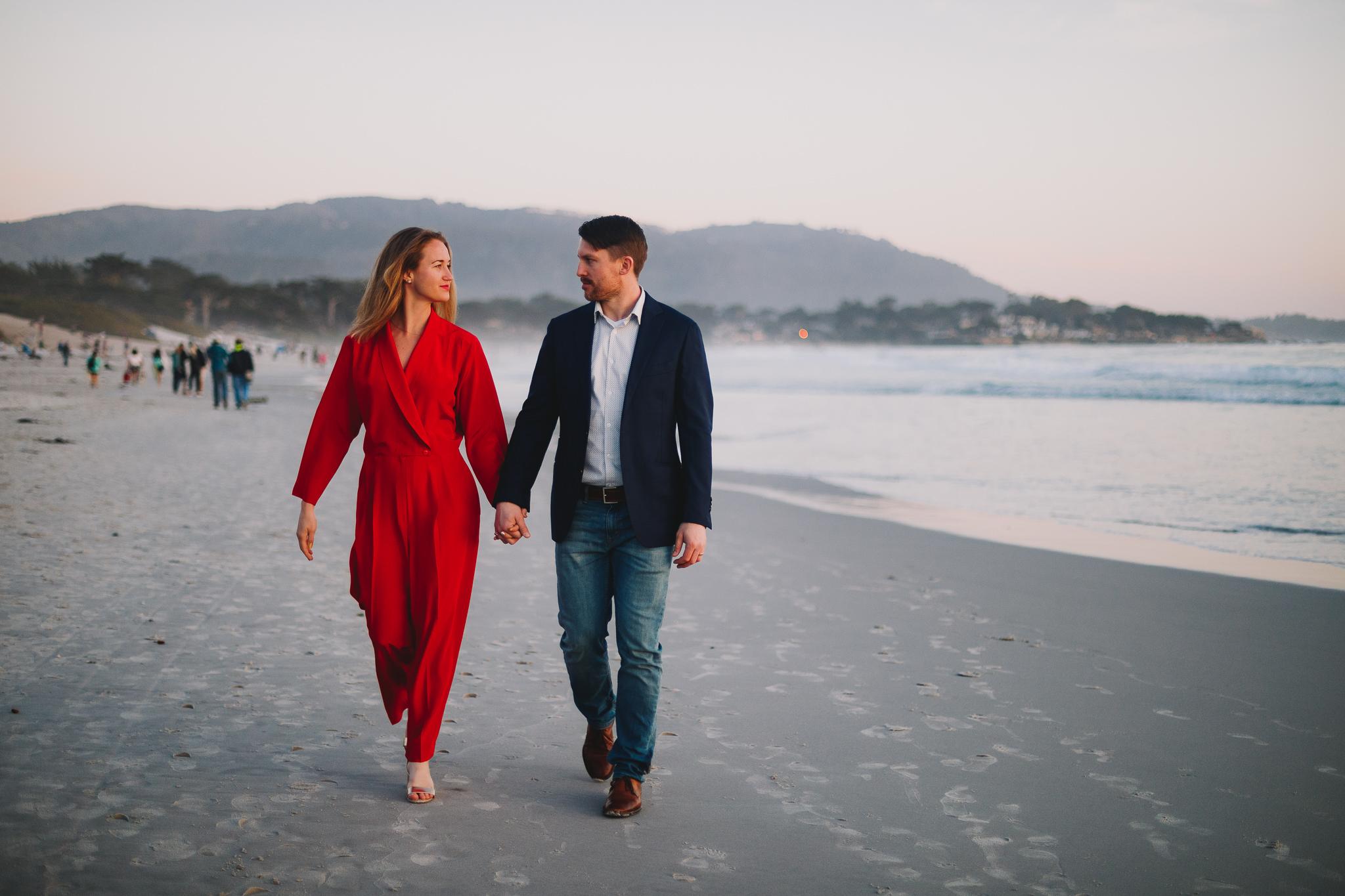 Archer Inspired Photography Carmel Beach California Wedding Engagement Lifestyle Anniversary Natural Light Photographer-98.jpg