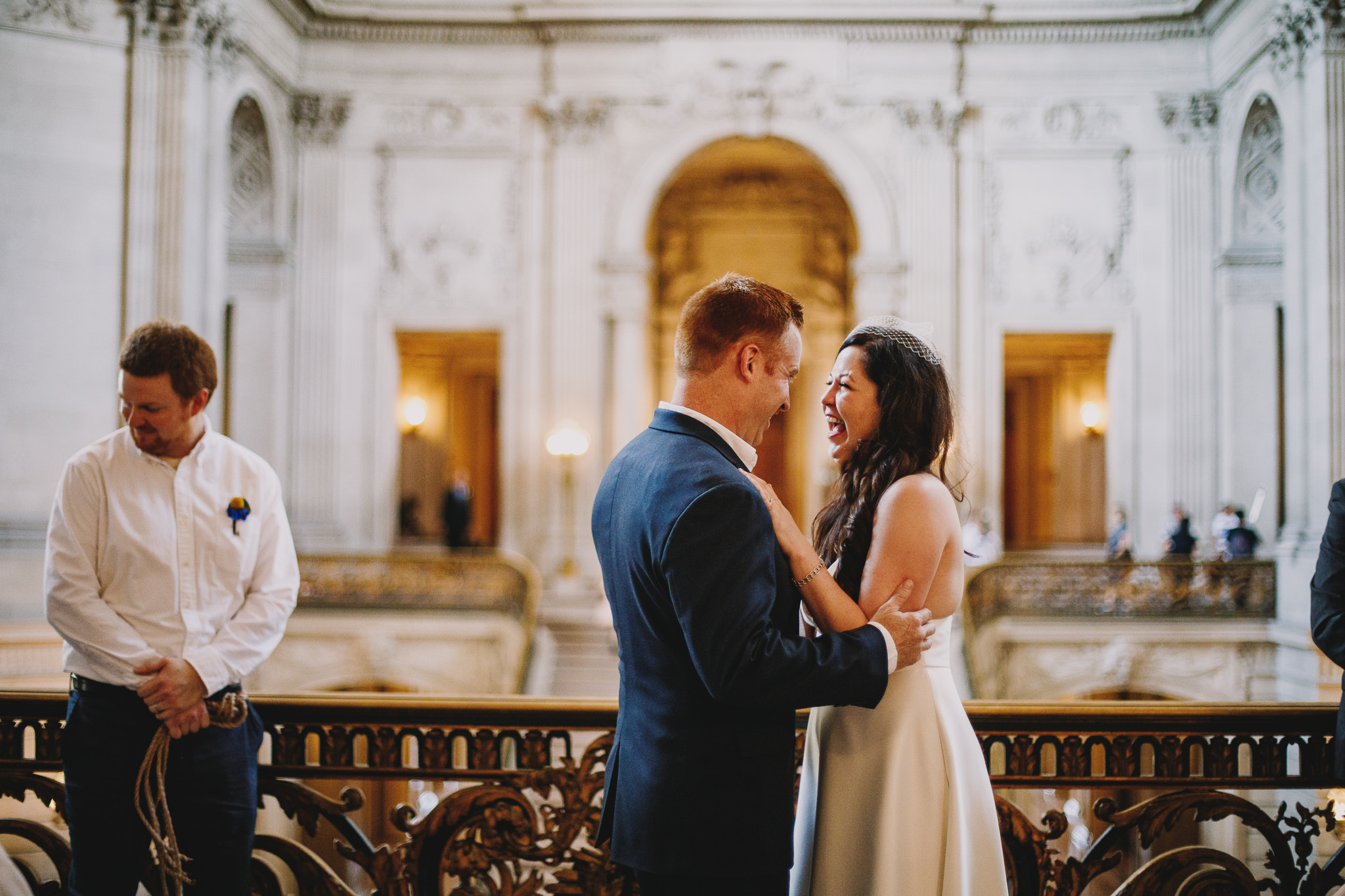 Archer Inspired Photography SF City Hall Elopement Wedding Lifestyle Documentary Affordable Photographer-135.jpg