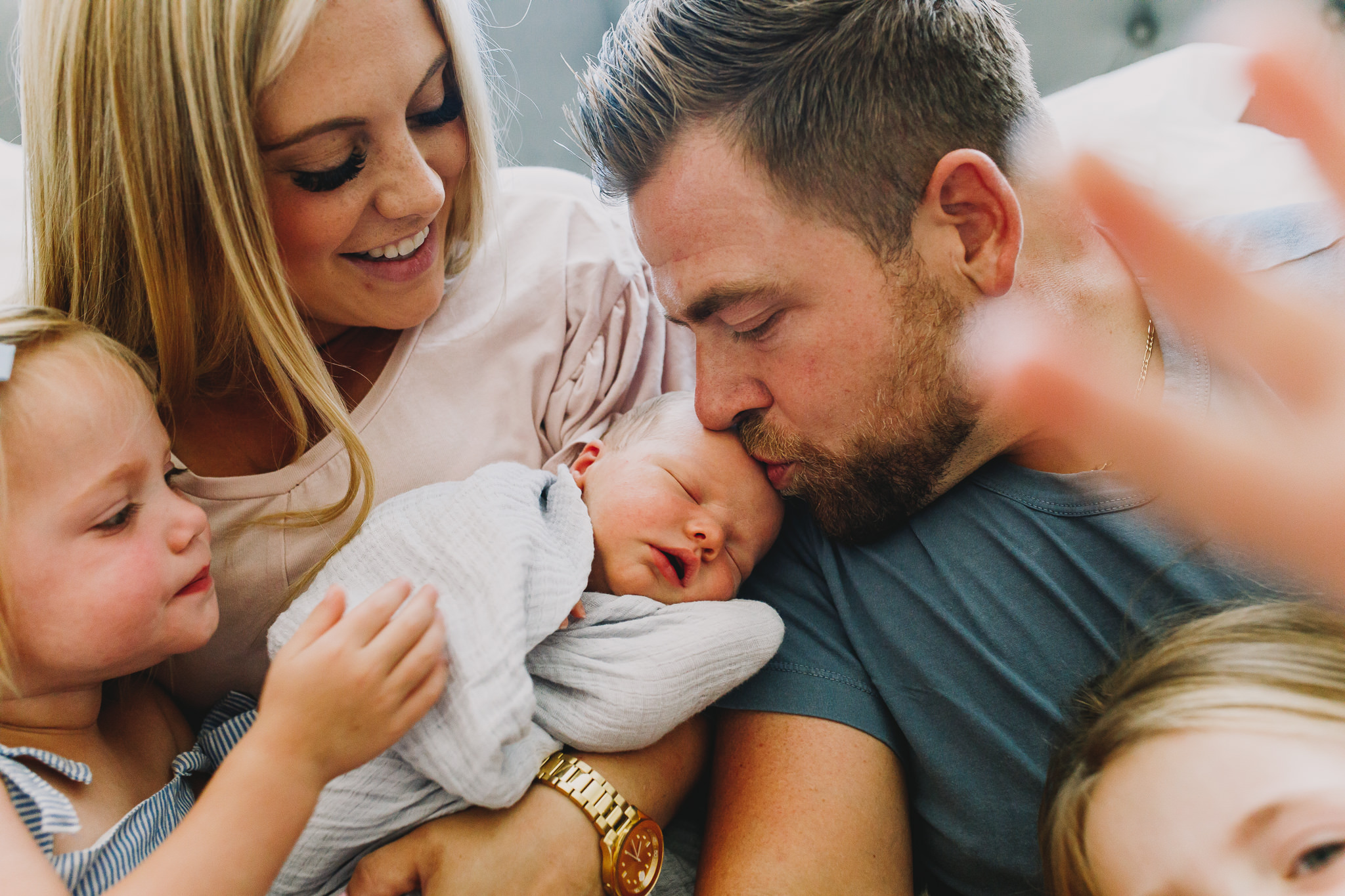 Archer Inspired Photography In Home Lifestyle Newborn Fresh 48 Family Documentary Session Morgan Hill San Jose California-44.jpg