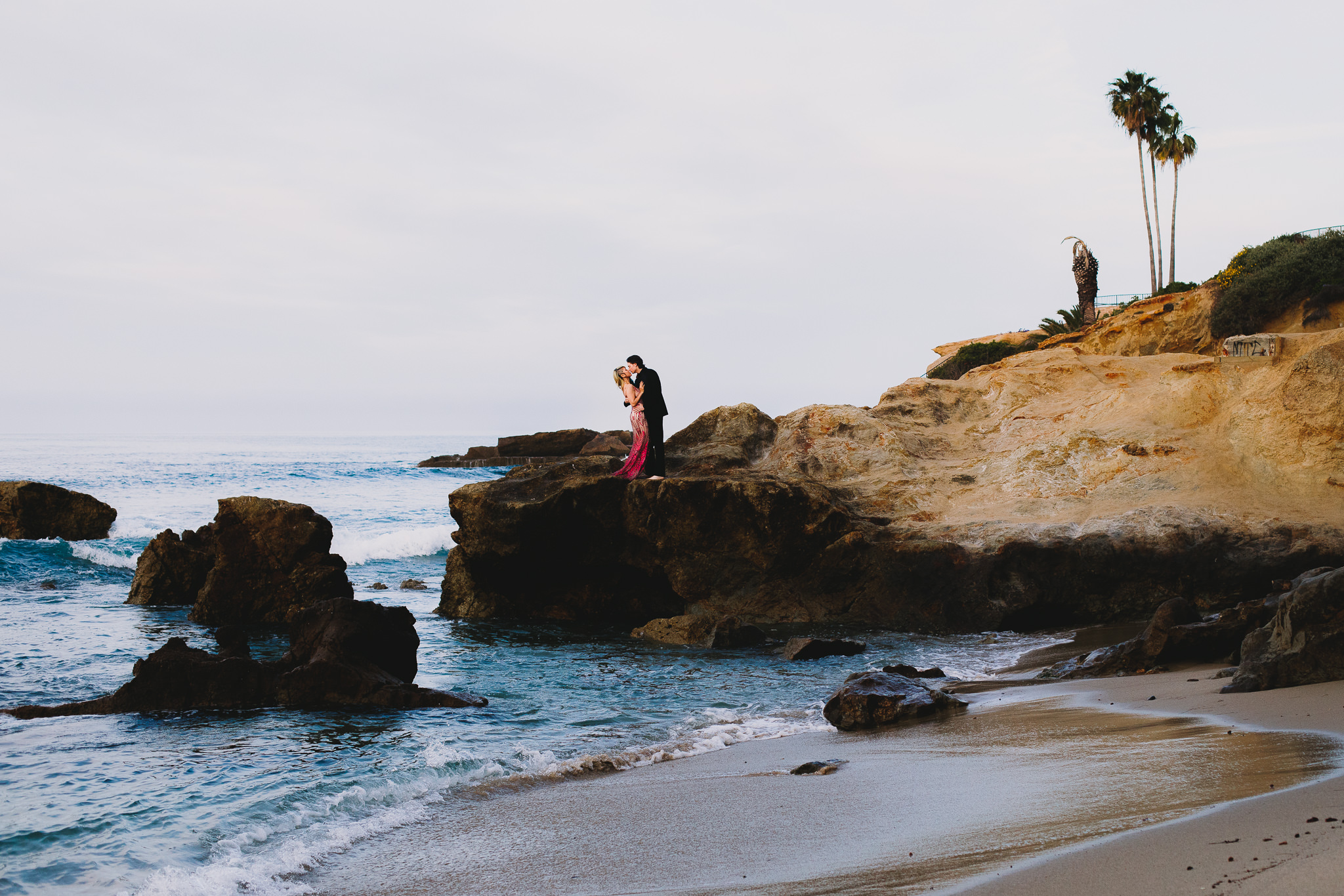 Archer Inspired Photography Amy and Kyle Wedding Engagement Session Long Beach Los Angeles California SoCal Best Top Rated Affordable Lifestyle Documentary Natural Light Fun Offbeat Unique Photographer-22.jpg
