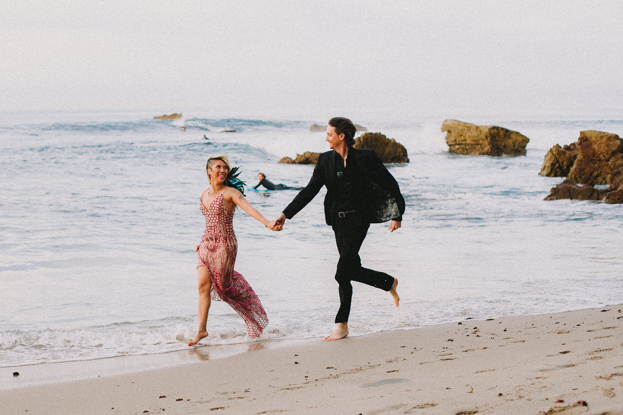 Archer Inspired Photography Amy and Kyle Wedding Engagement Session Long Beach Los Angeles California SoCal Best Top Rated Affordable Lifestyle Documentary Natural Light Fun Offbeat Unique Photographer-26.jpg