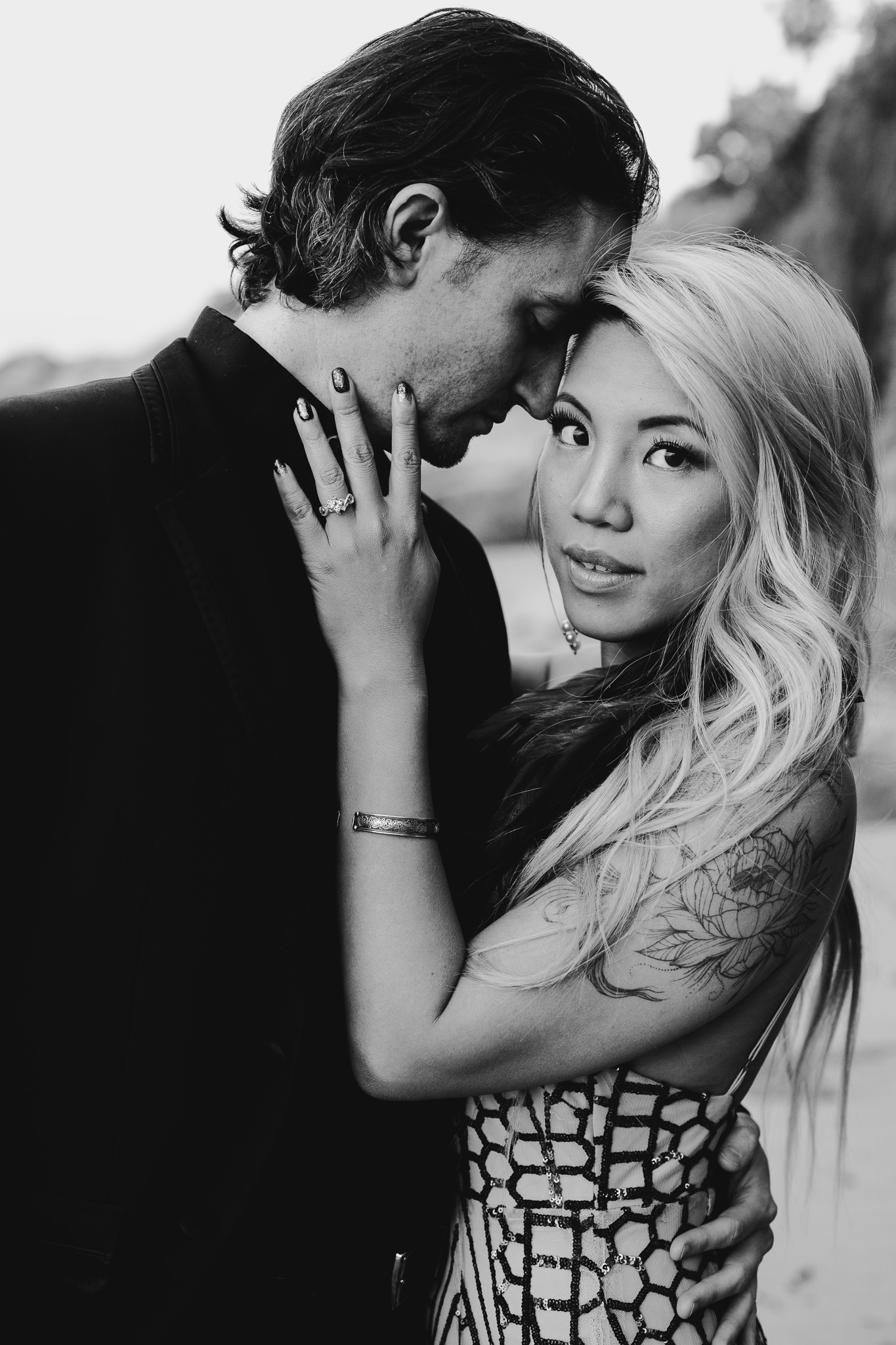 Archer Inspired Photography Amy and Kyle Wedding Engagement Session Long Beach Los Angeles California SoCal Best Top Rated Affordable Lifestyle Documentary Natural Light Fun Offbeat Unique Photographer-35.jpg