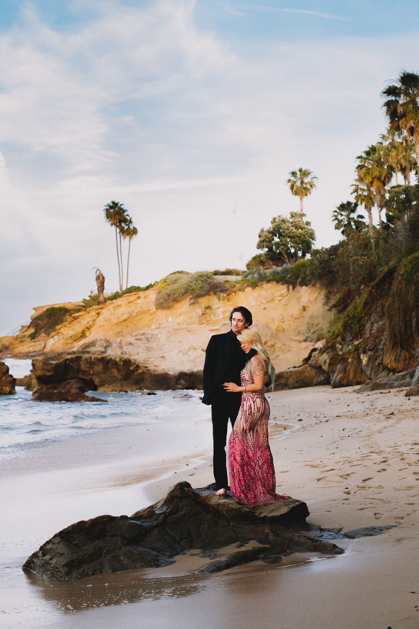 Archer Inspired Photography Amy and Kyle Wedding Engagement Session Long Beach Los Angeles California SoCal Best Top Rated Affordable Lifestyle Documentary Natural Light Fun Offbeat Unique Photographer-54.jpg