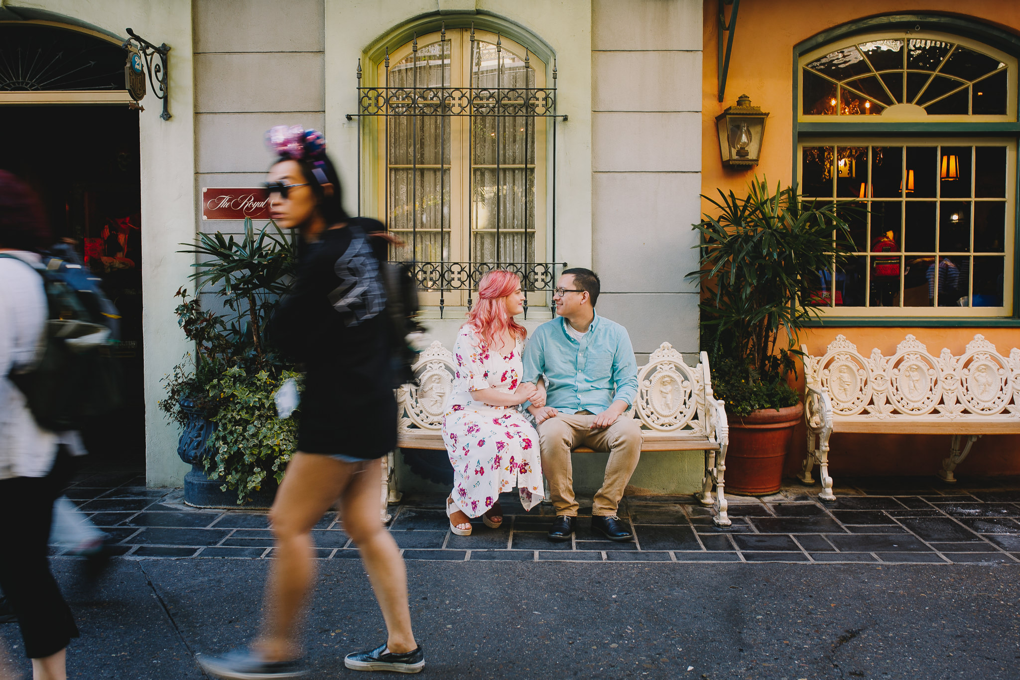 Archer Inspired Photography Disneyland Engagement Wedding Session Southern California Kayla and Kevin Lifestyle Documentary-3.jpg