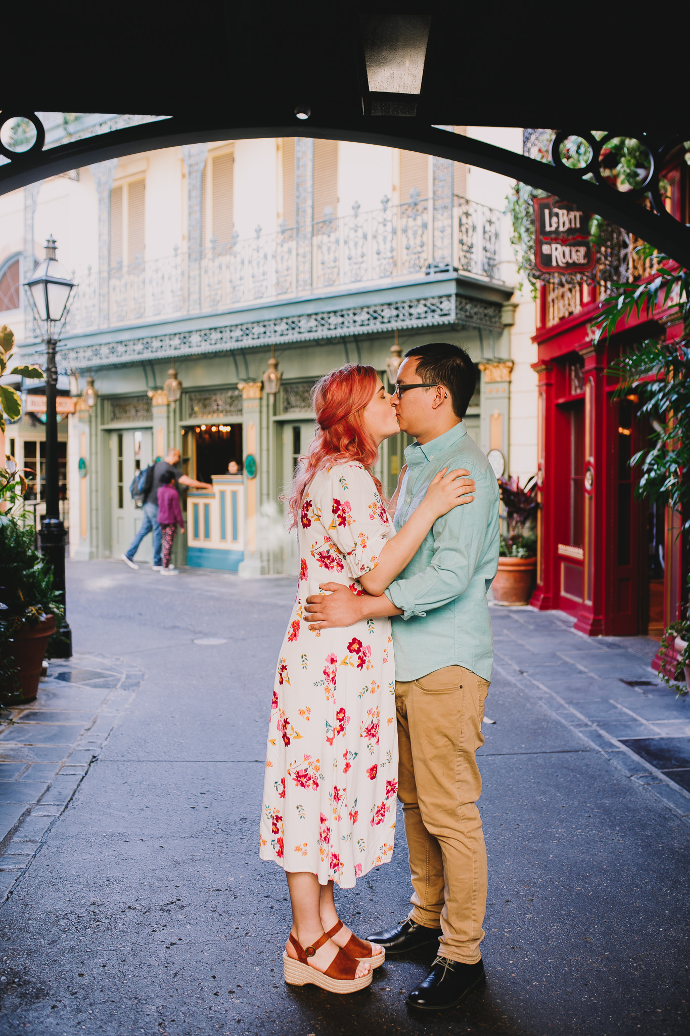 Archer Inspired Photography Disneyland Engagement Wedding Session Southern California Kayla and Kevin Lifestyle Documentary-5.jpg