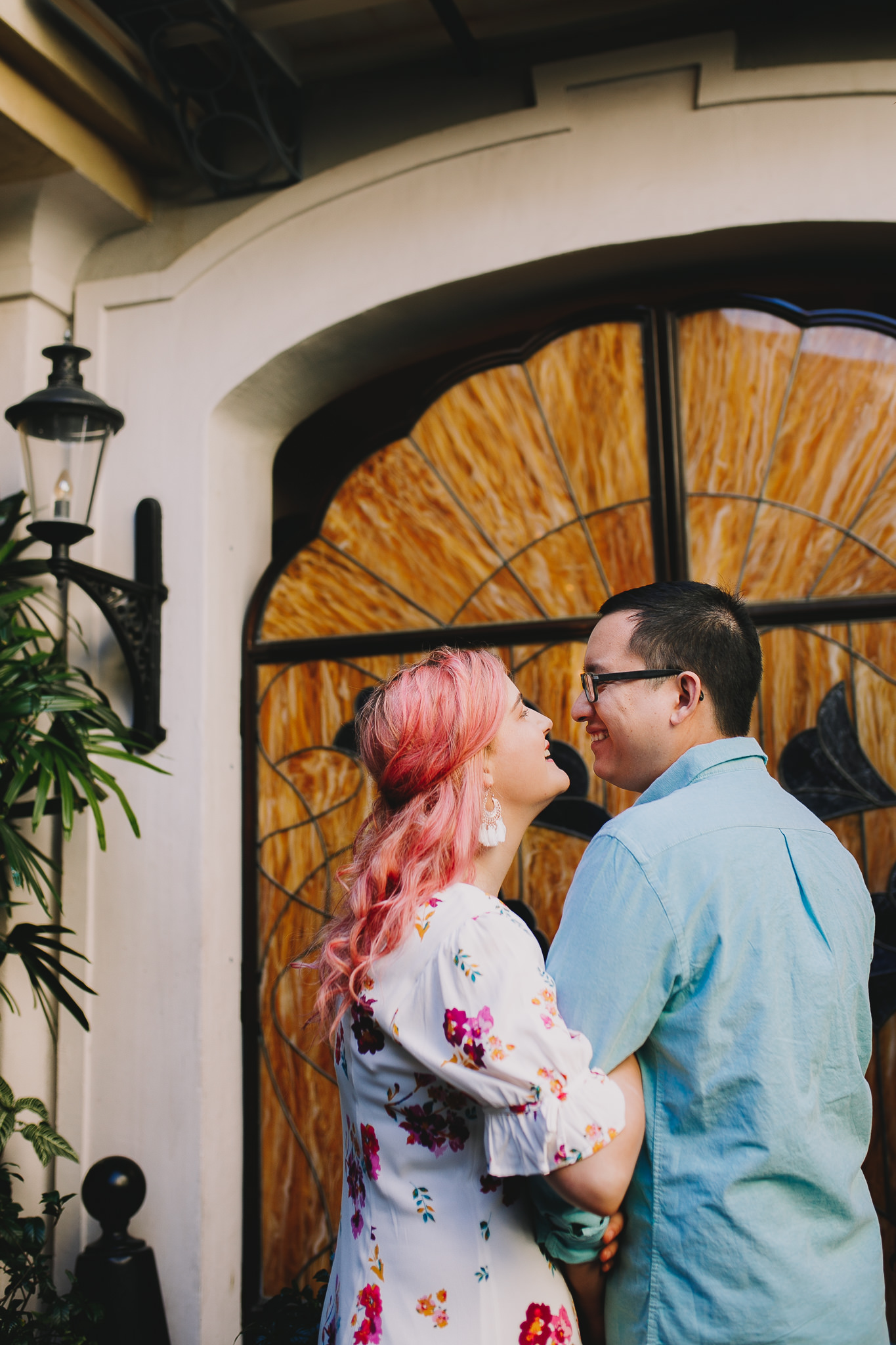 Archer Inspired Photography Disneyland Engagement Wedding Session Southern California Kayla and Kevin Lifestyle Documentary-16.jpg