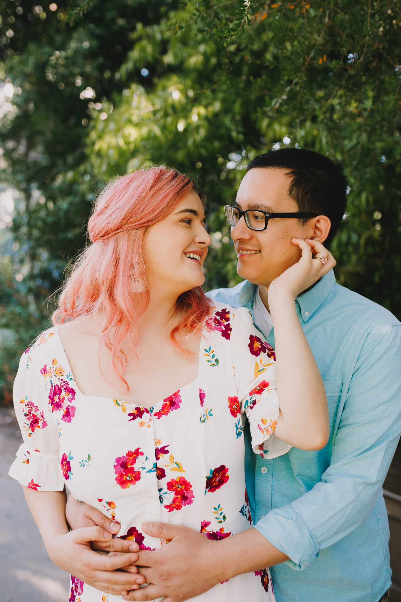 Archer Inspired Photography Disneyland Engagement Wedding Session Southern California Kayla and Kevin Lifestyle Documentary-31.jpg