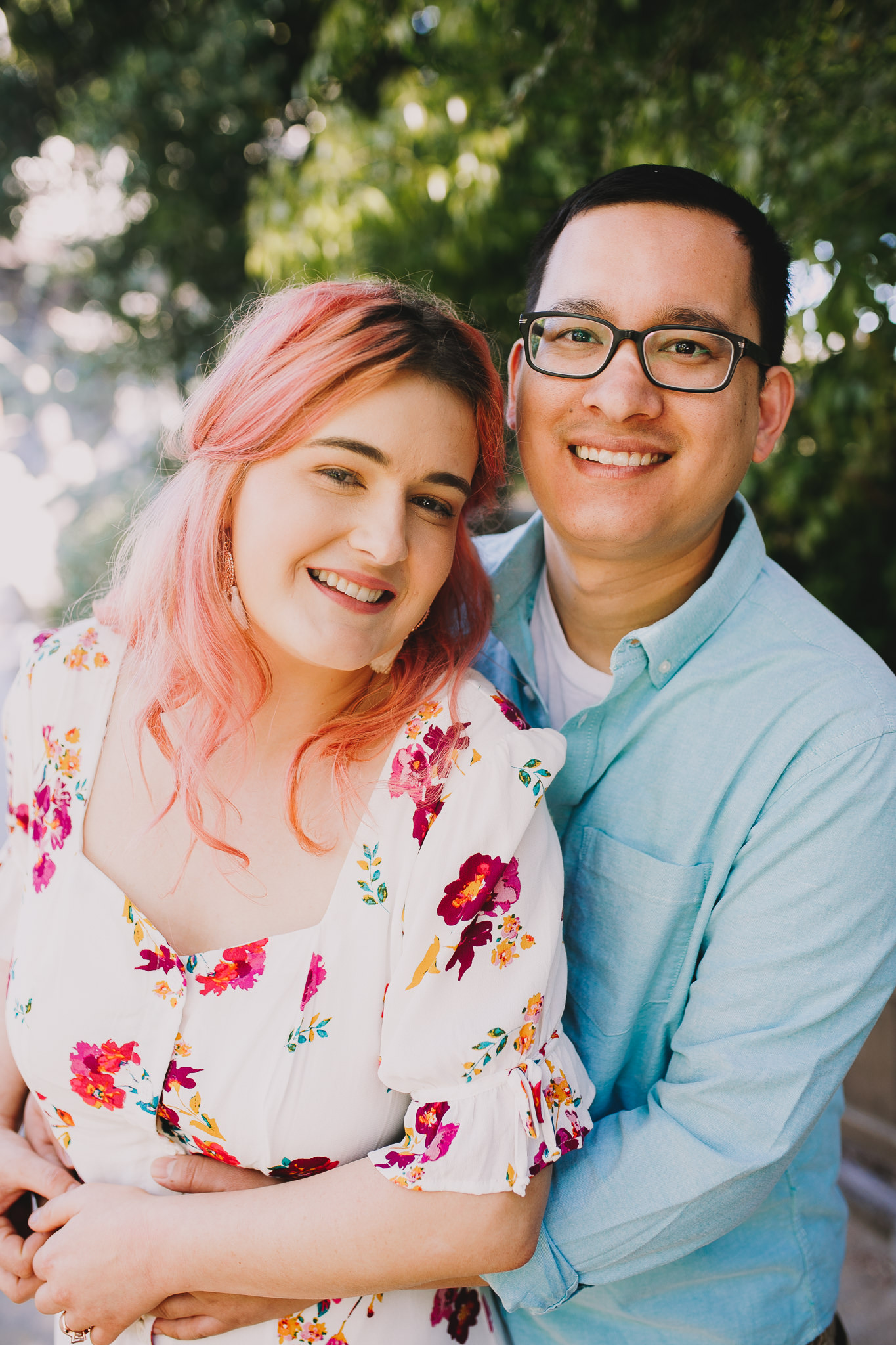 Archer Inspired Photography Disneyland Engagement Wedding Session Southern California Kayla and Kevin Lifestyle Documentary-42.jpg