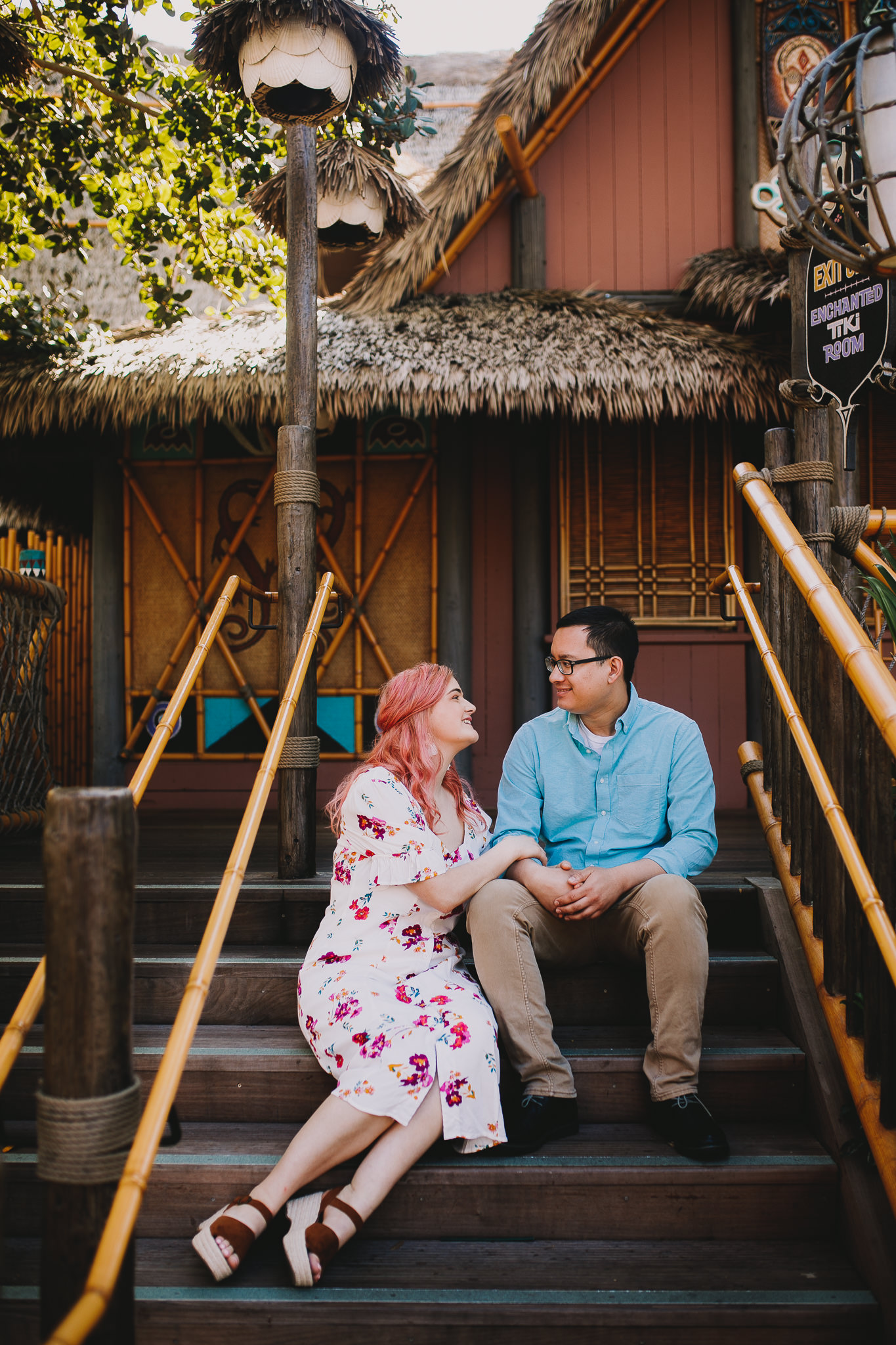Archer Inspired Photography Disneyland Engagement Wedding Session Southern California Kayla and Kevin Lifestyle Documentary-49.jpg