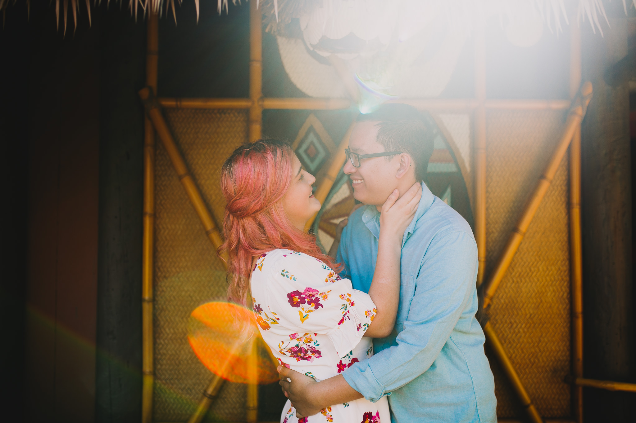 Archer Inspired Photography Disneyland Engagement Wedding Session Southern California Kayla and Kevin Lifestyle Documentary-55.jpg