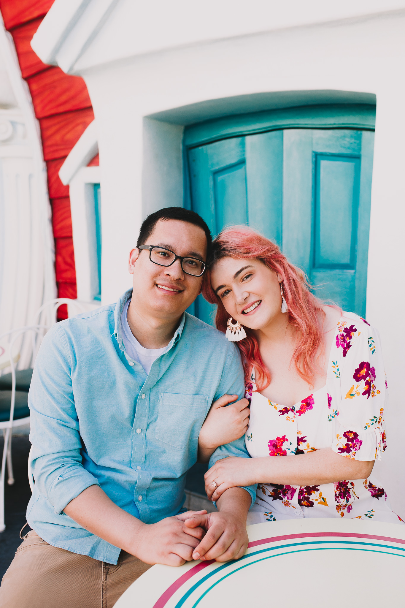 Archer Inspired Photography Disneyland Engagement Wedding Session Southern California Kayla and Kevin Lifestyle Documentary-88.jpg